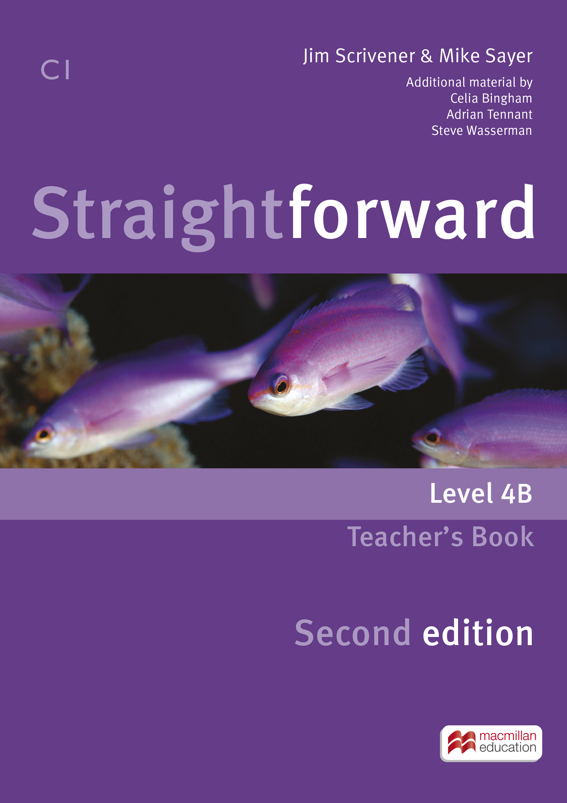 Straightforward Split Edition Level 4B Teacher