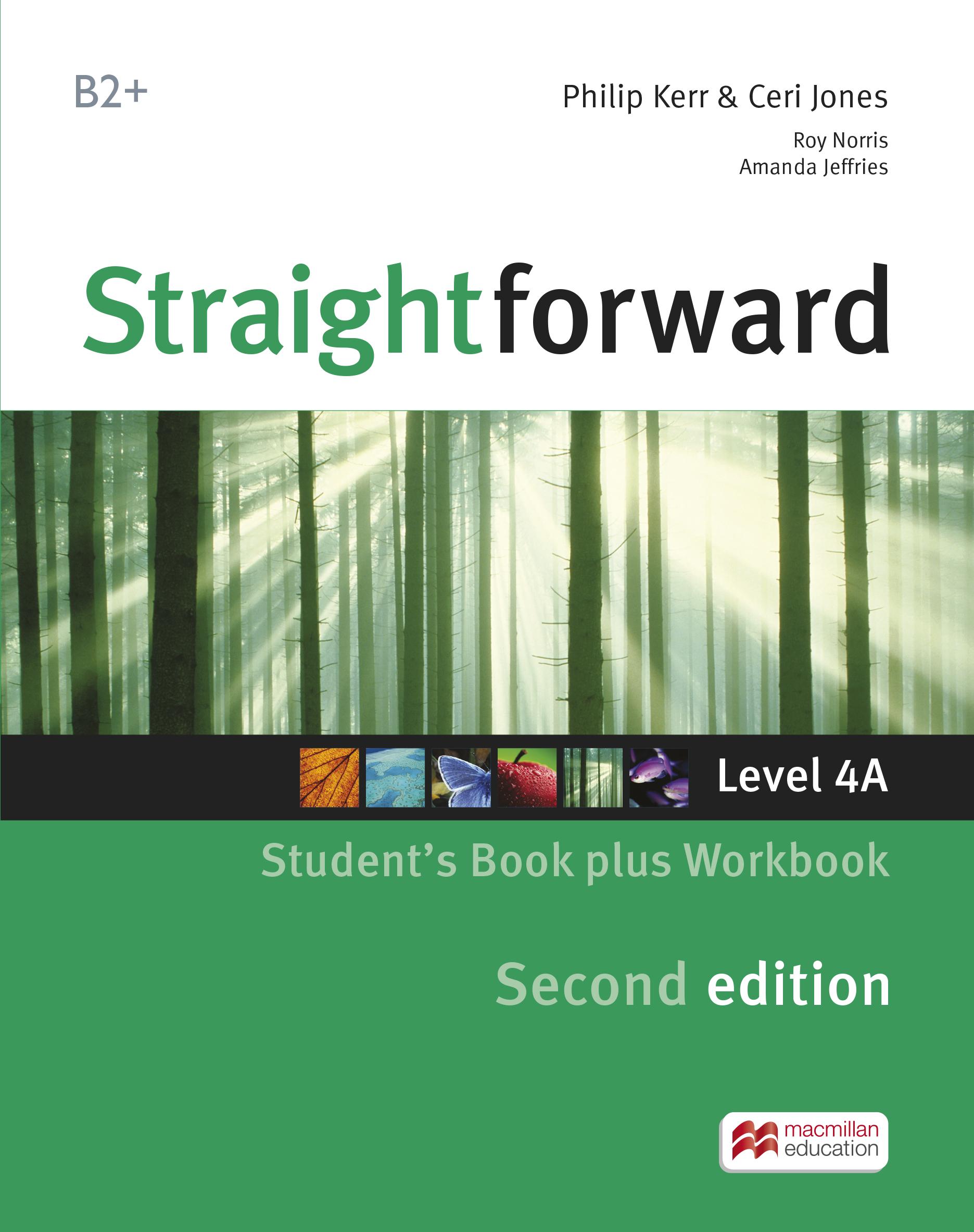 Straightforward Split Edition Level 4A Student