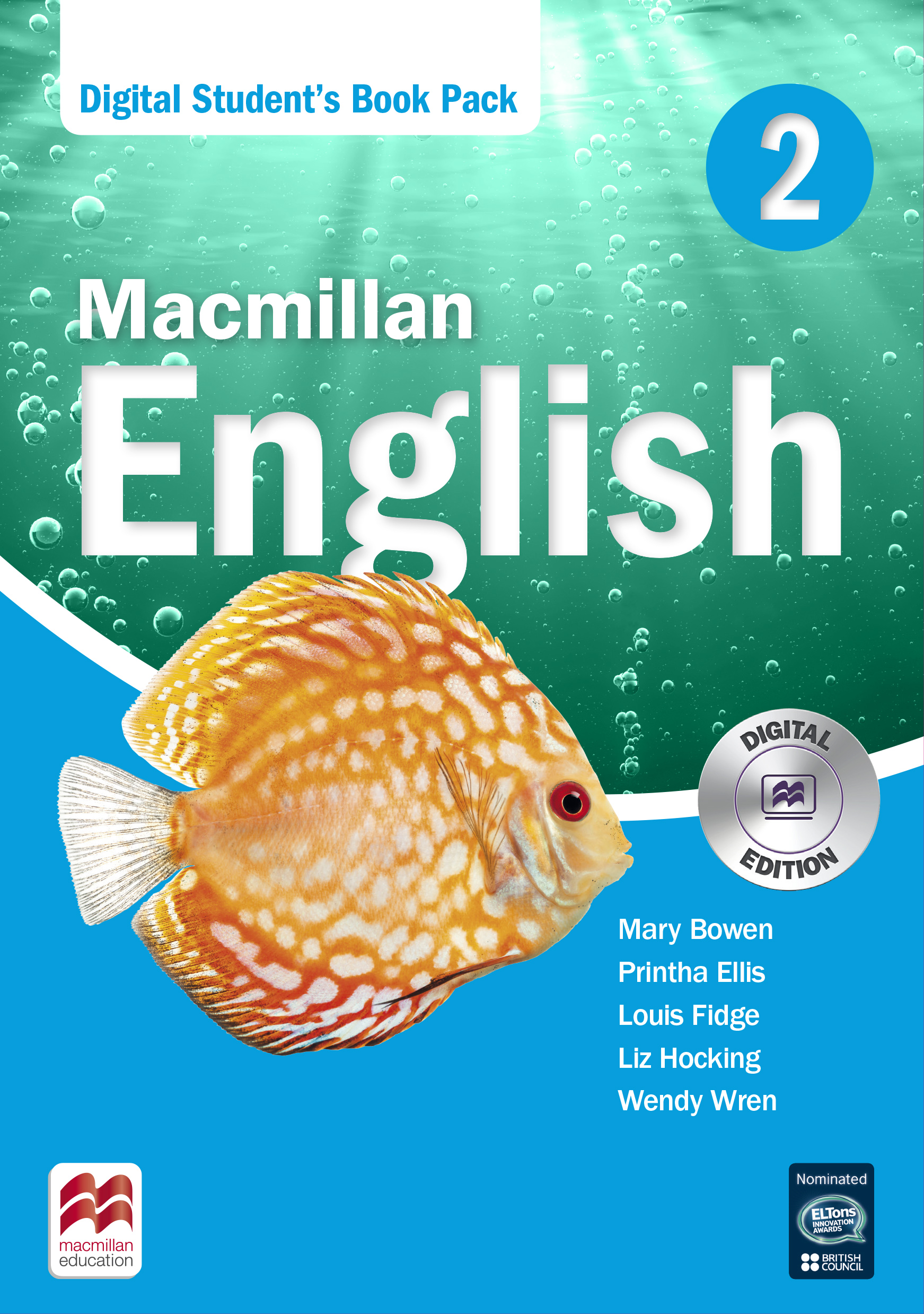 Macmillan English 2 Digital Student