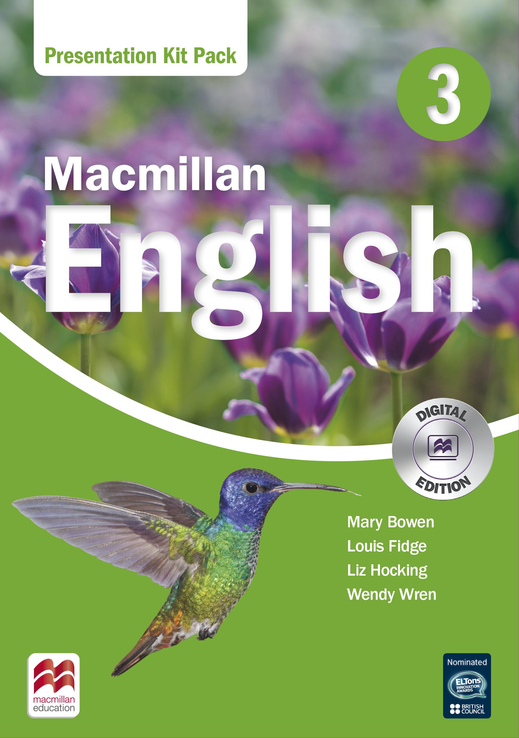 Macmillan English 3 Presentation Kit Pack