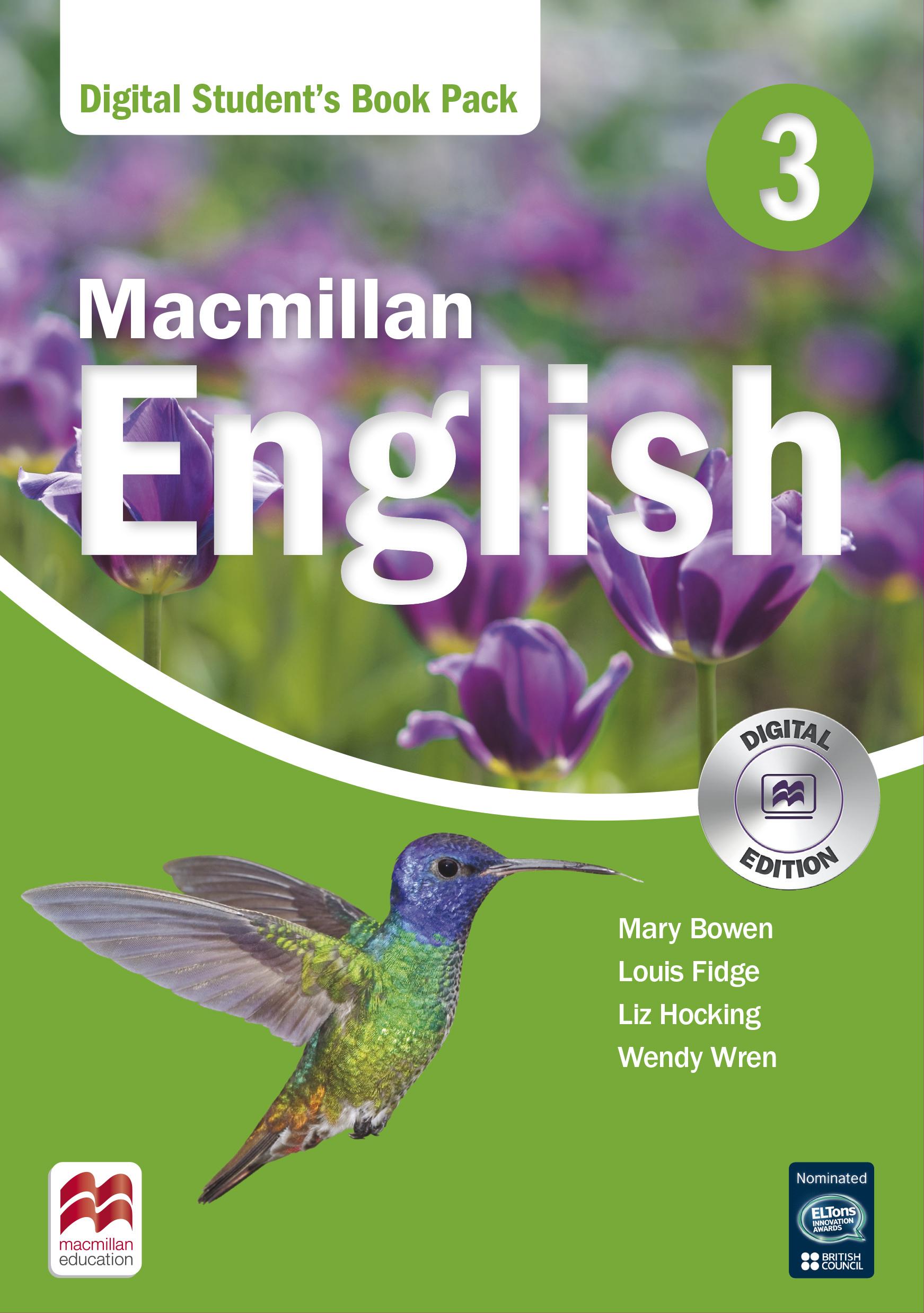 Macmillan English 3 Digital Student