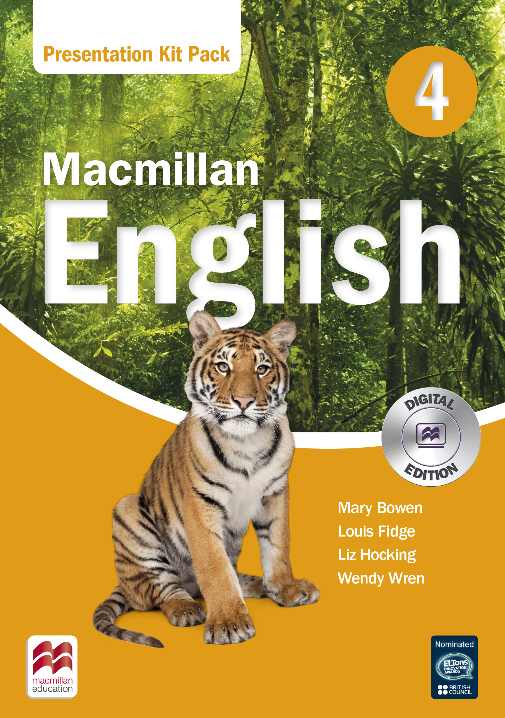 Macmillan English 4 Presentation Kit Pack