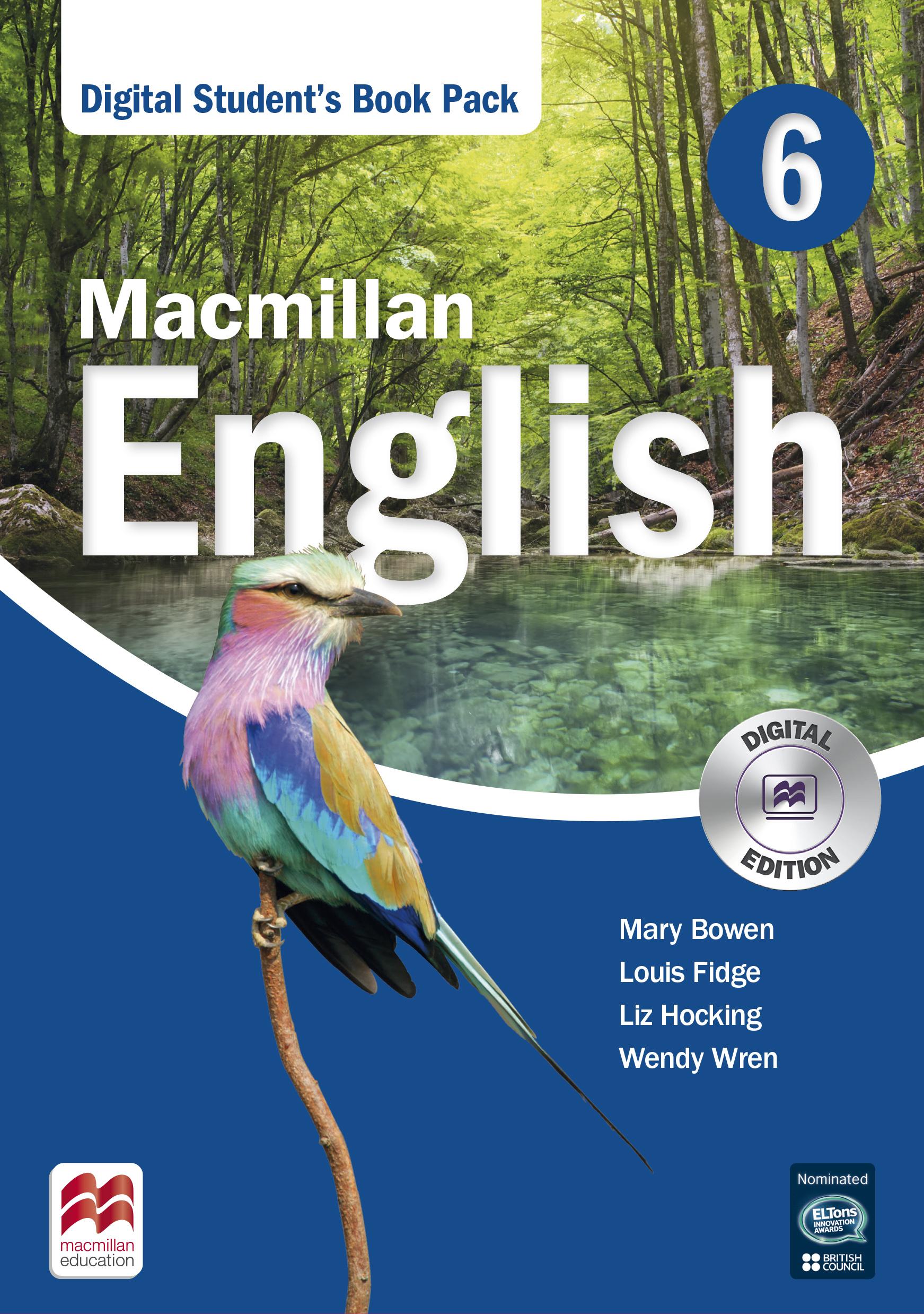 Macmillan English 6 Digital Student