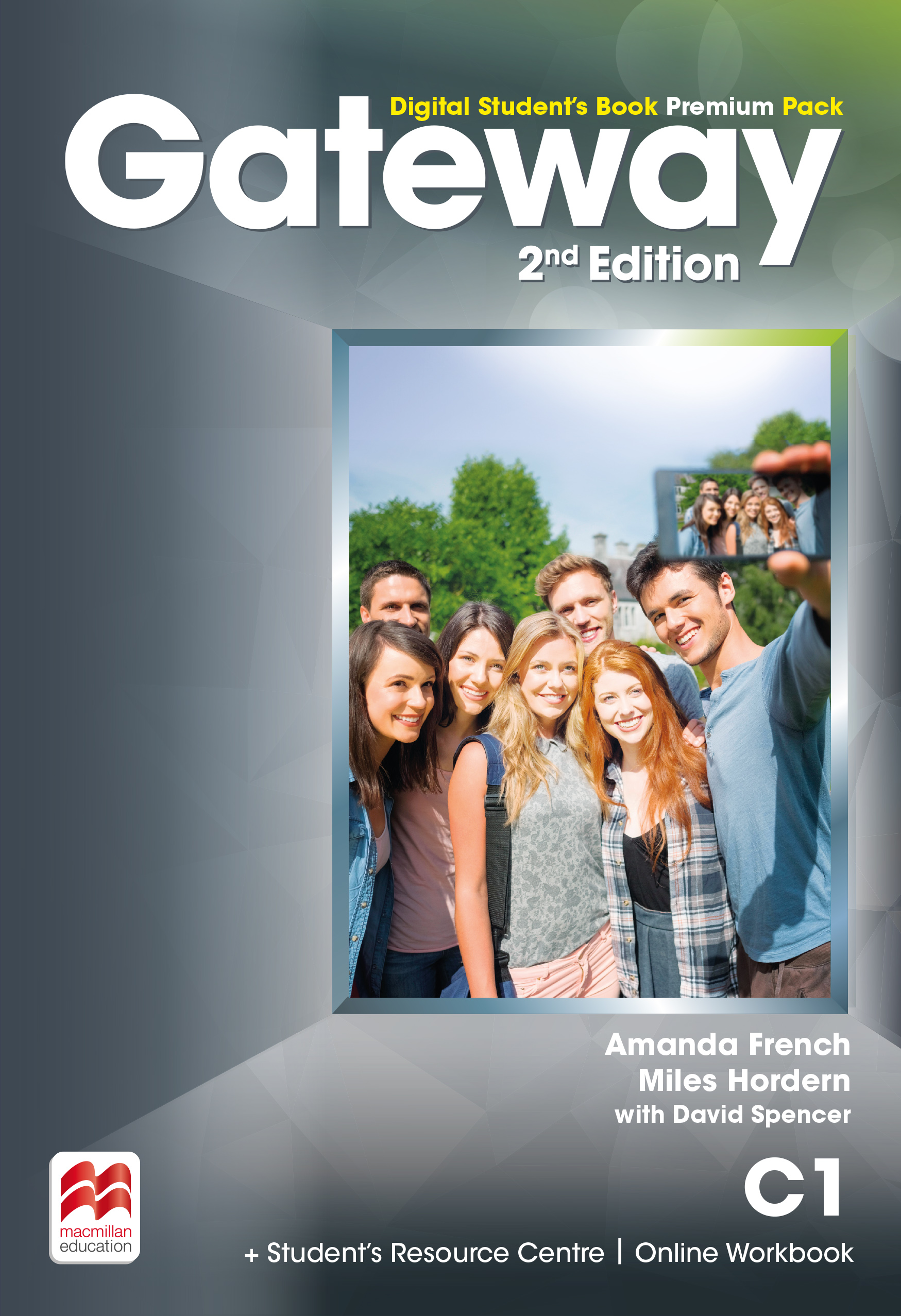 Gateway 2nd edition C1 Digital Student's Book Premium Pack