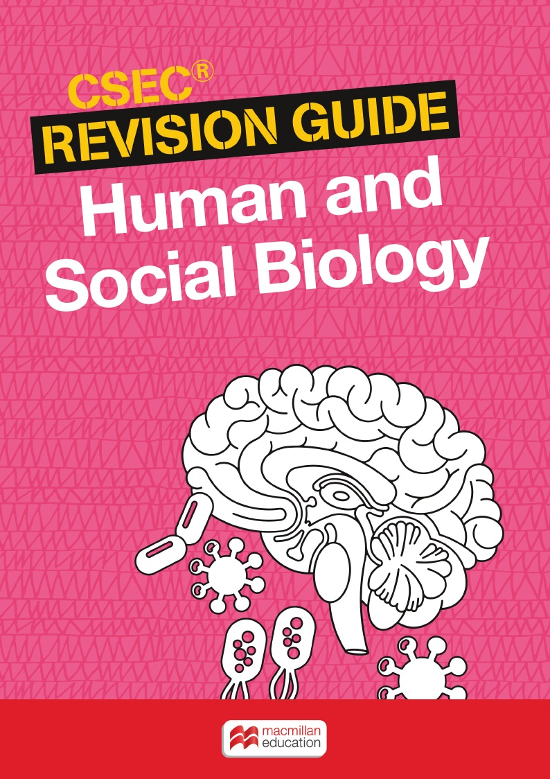 Csecsupregsup revision guide human and social biology csec revision guide human and social biology fandeluxe Image collections