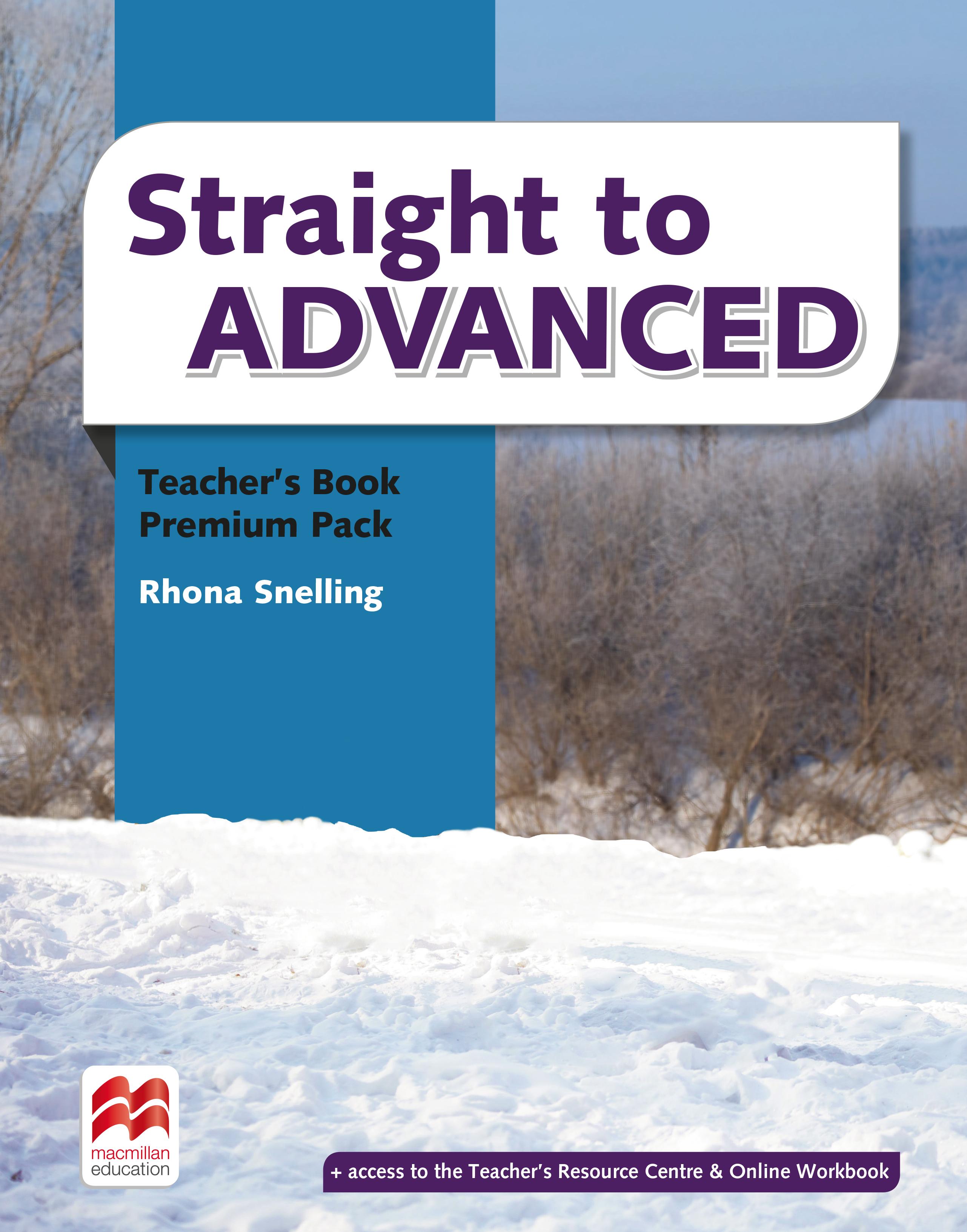 Straight to Advanced Teacher