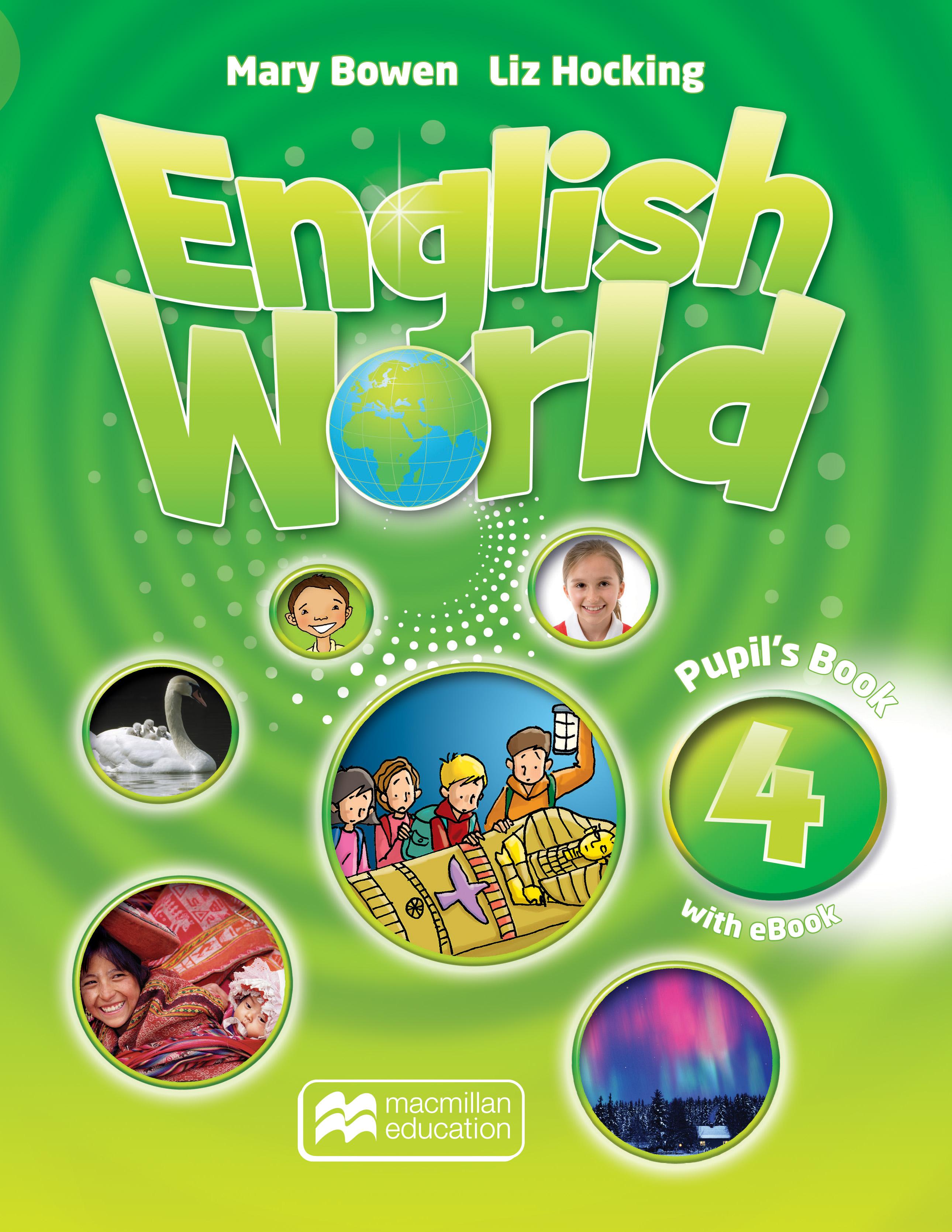 English World Level 4 Pupil
