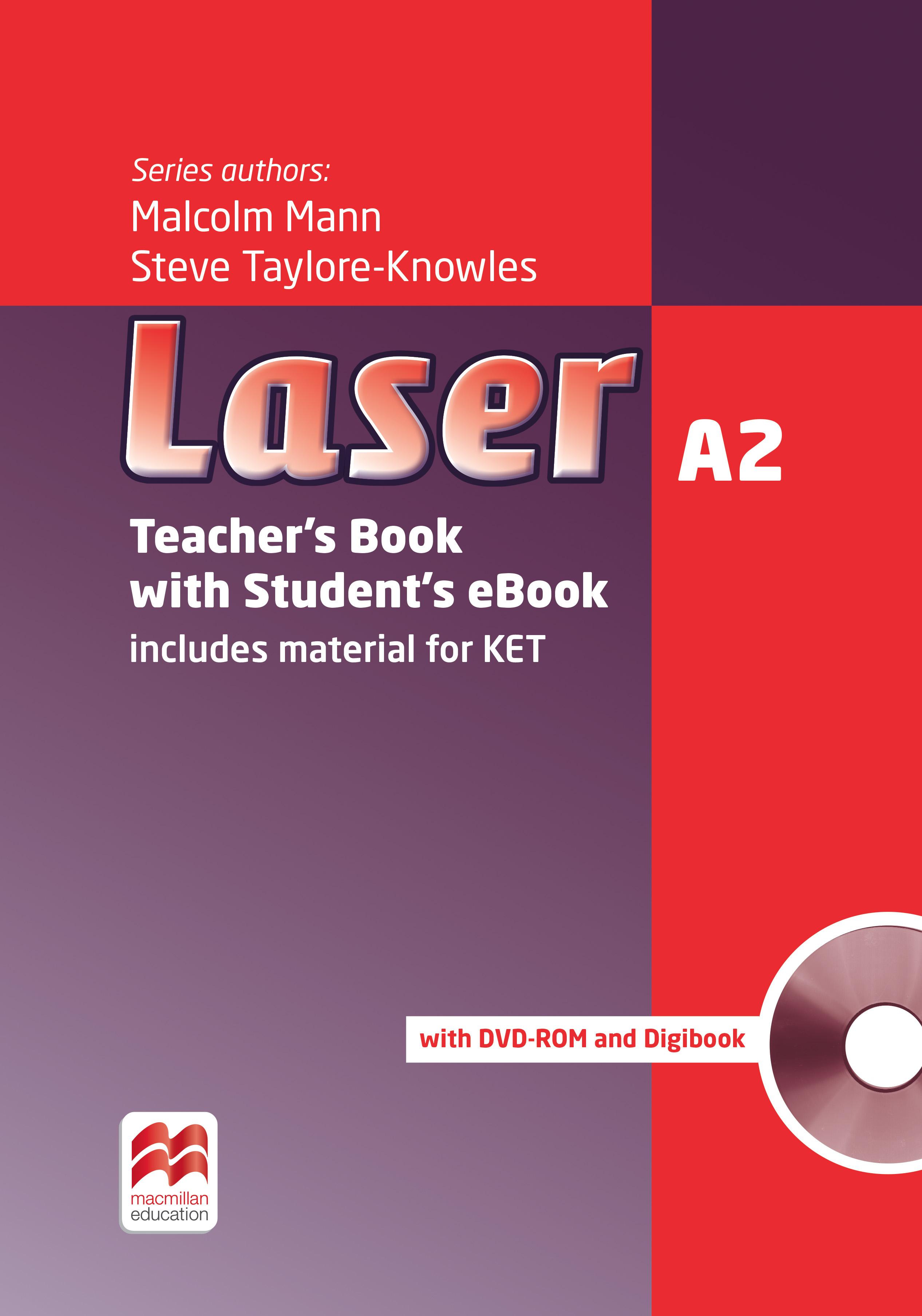 Laser 3rd edition A2 Teacher