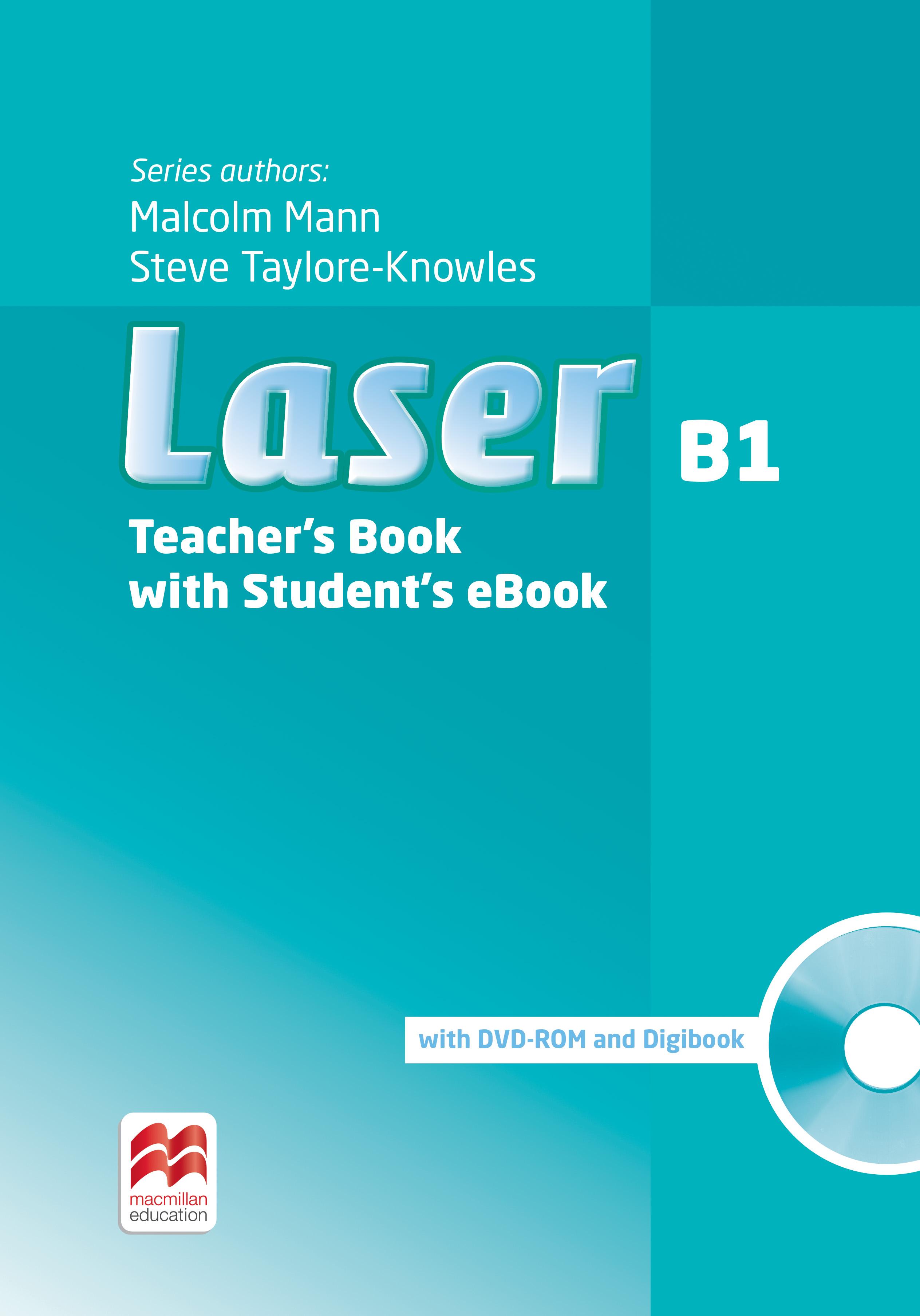 Laser 3rd edition B1 Teacher