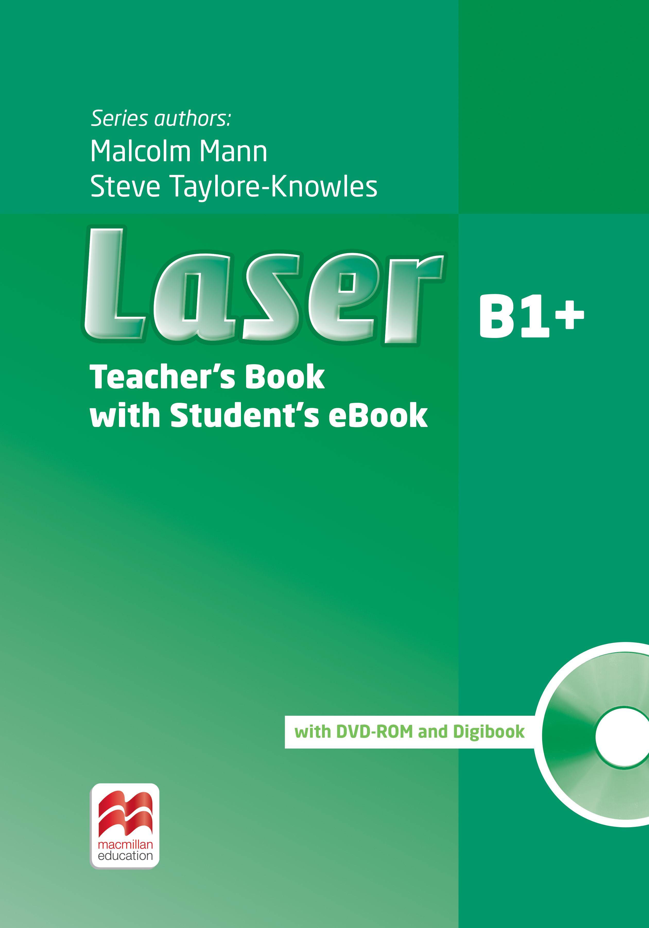 Laser 3rd edition B1+ Teacher
