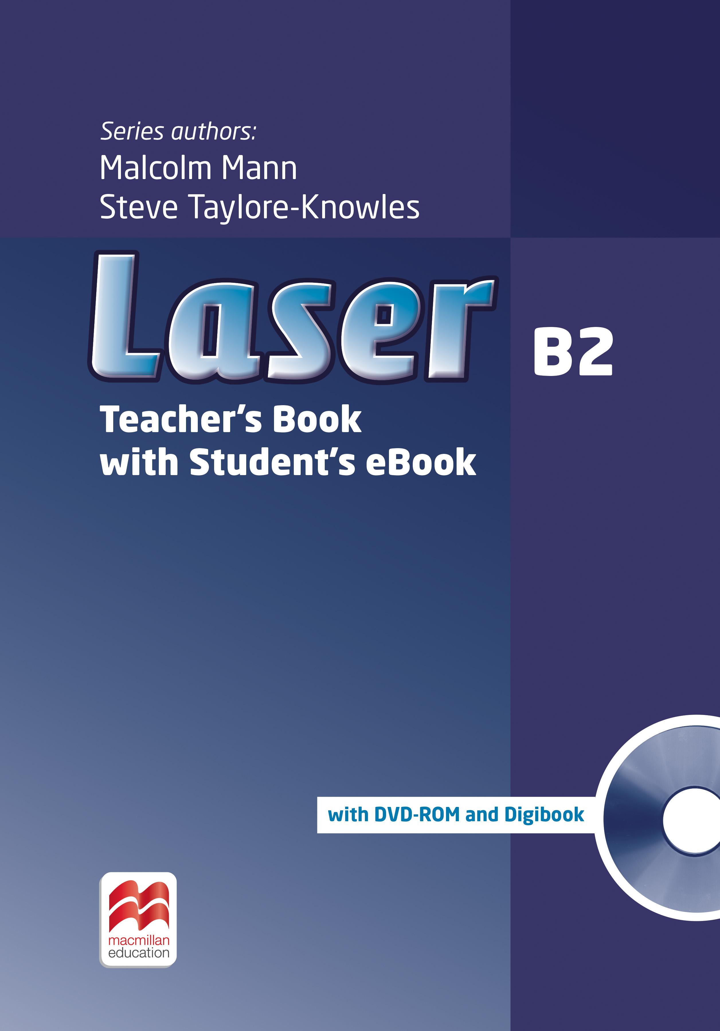 Laser 3rd edition B2 Teacher