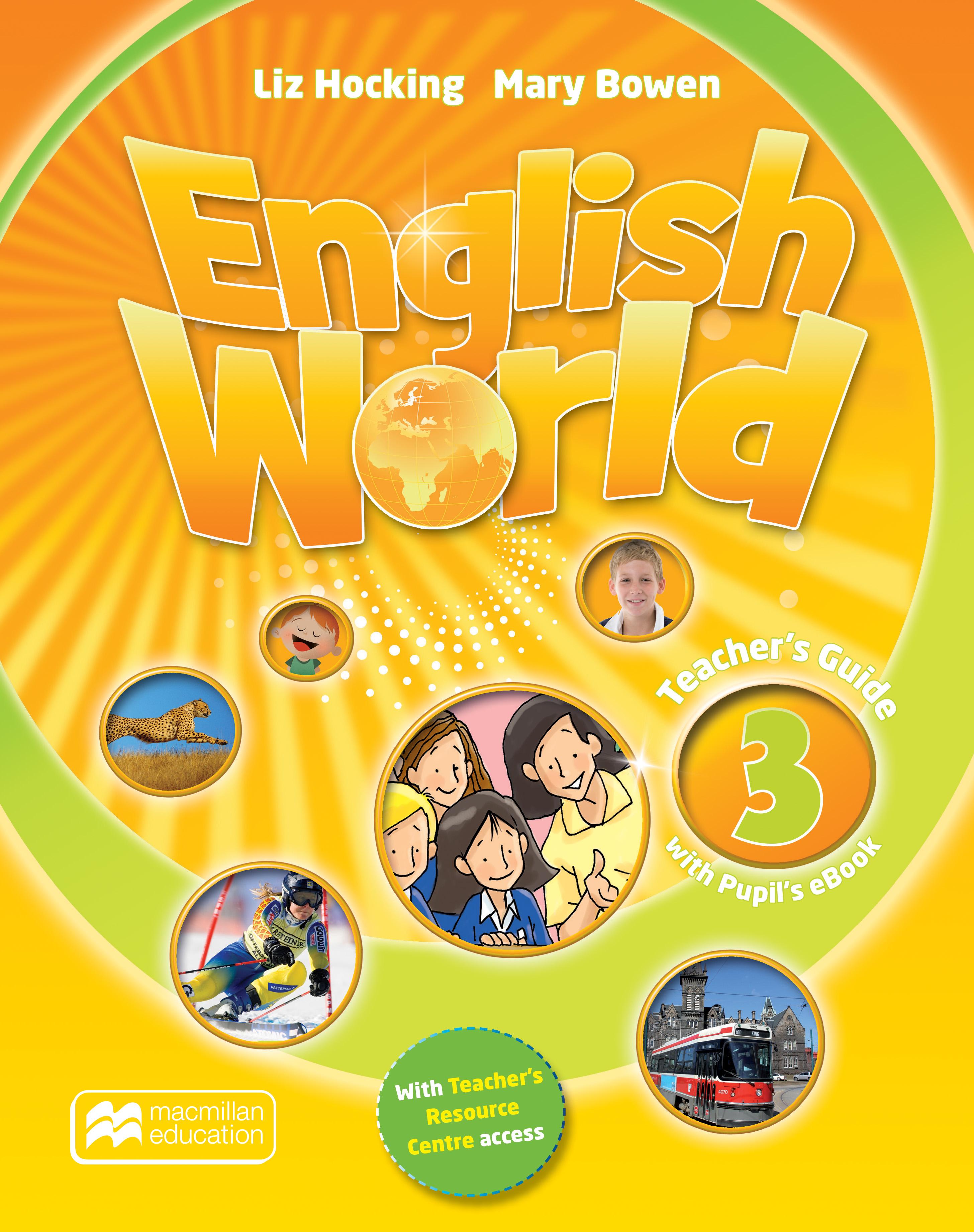 English World Level 3 Teacher