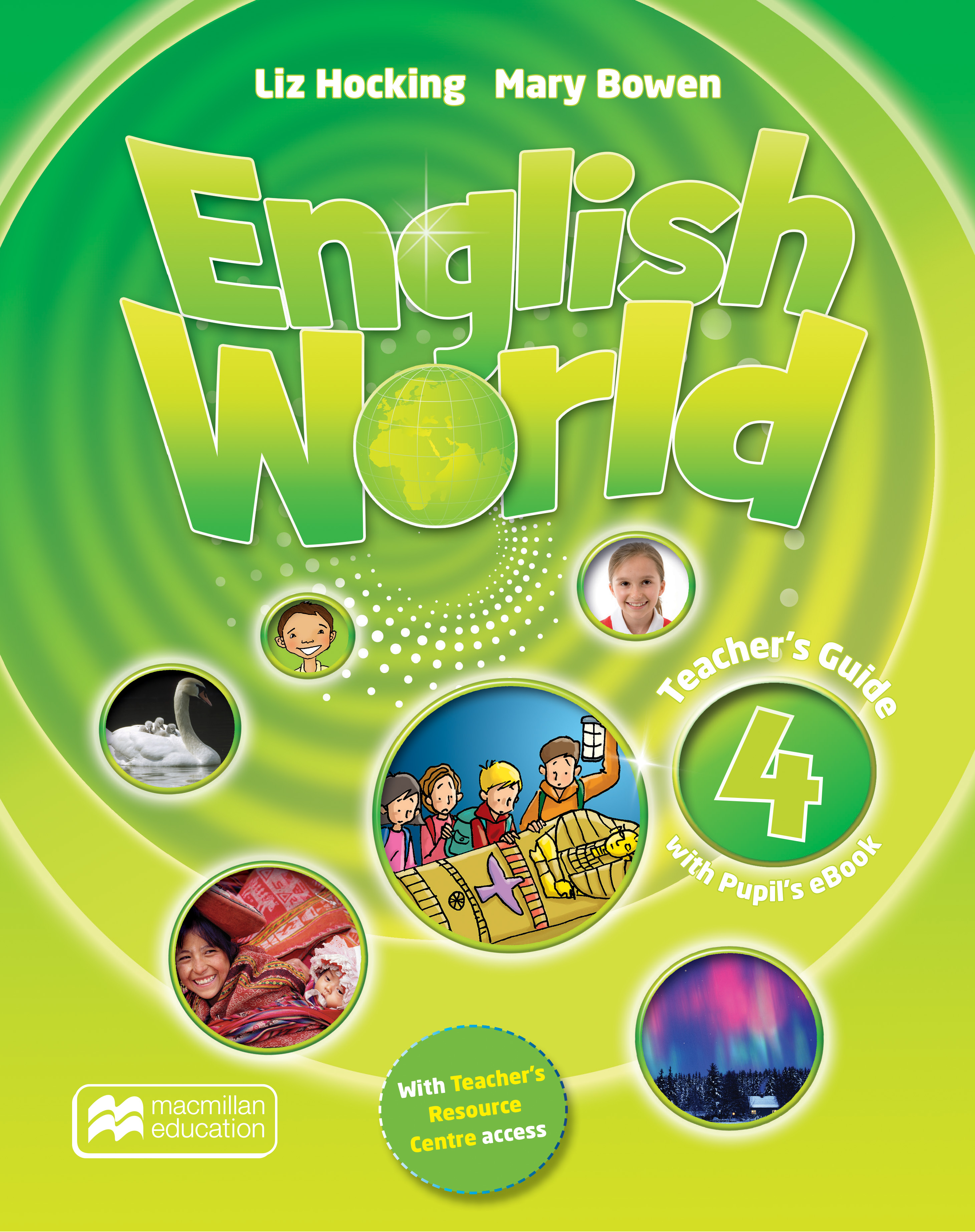 English World Level 4 Teacher