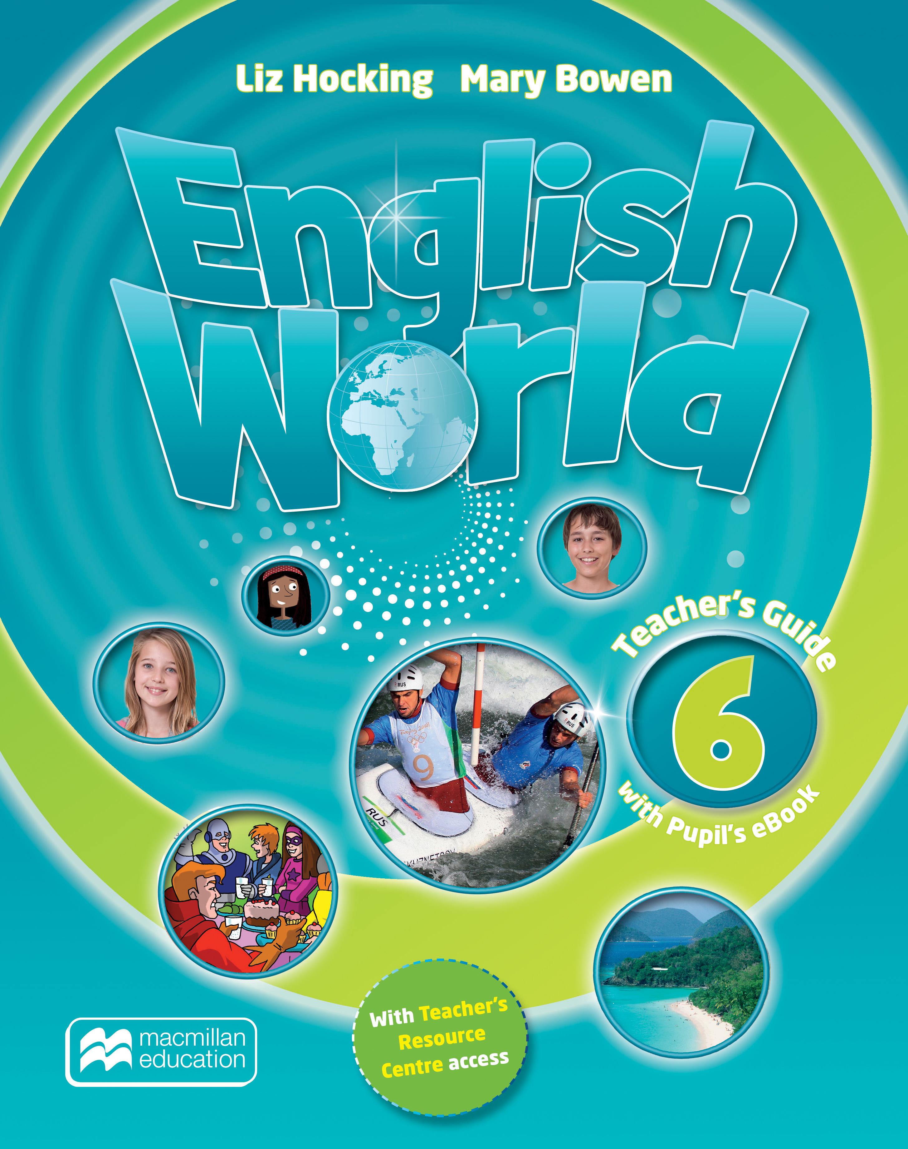 English World Level 6 Teacher