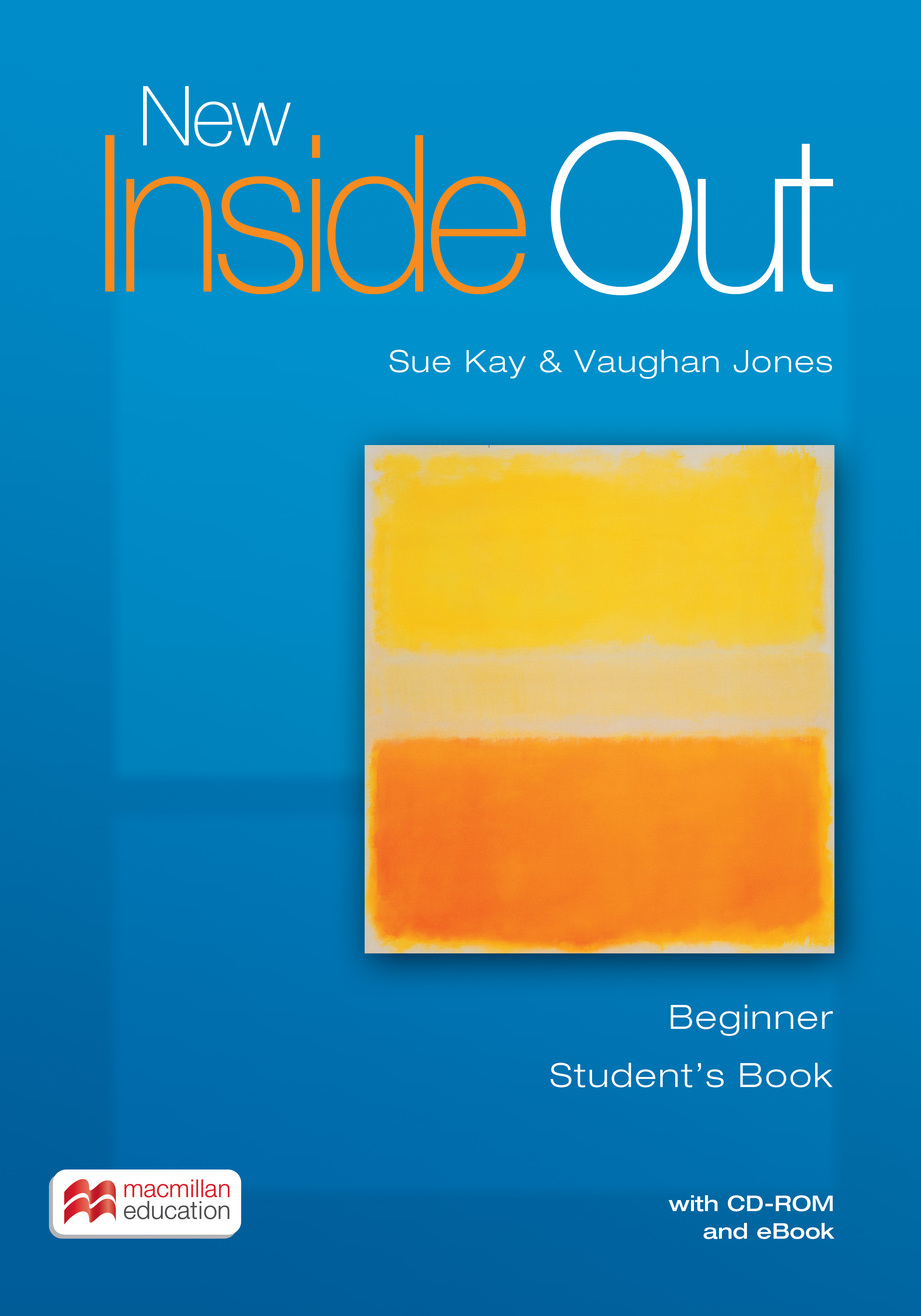 New Inside Out Beginner + eBook Student