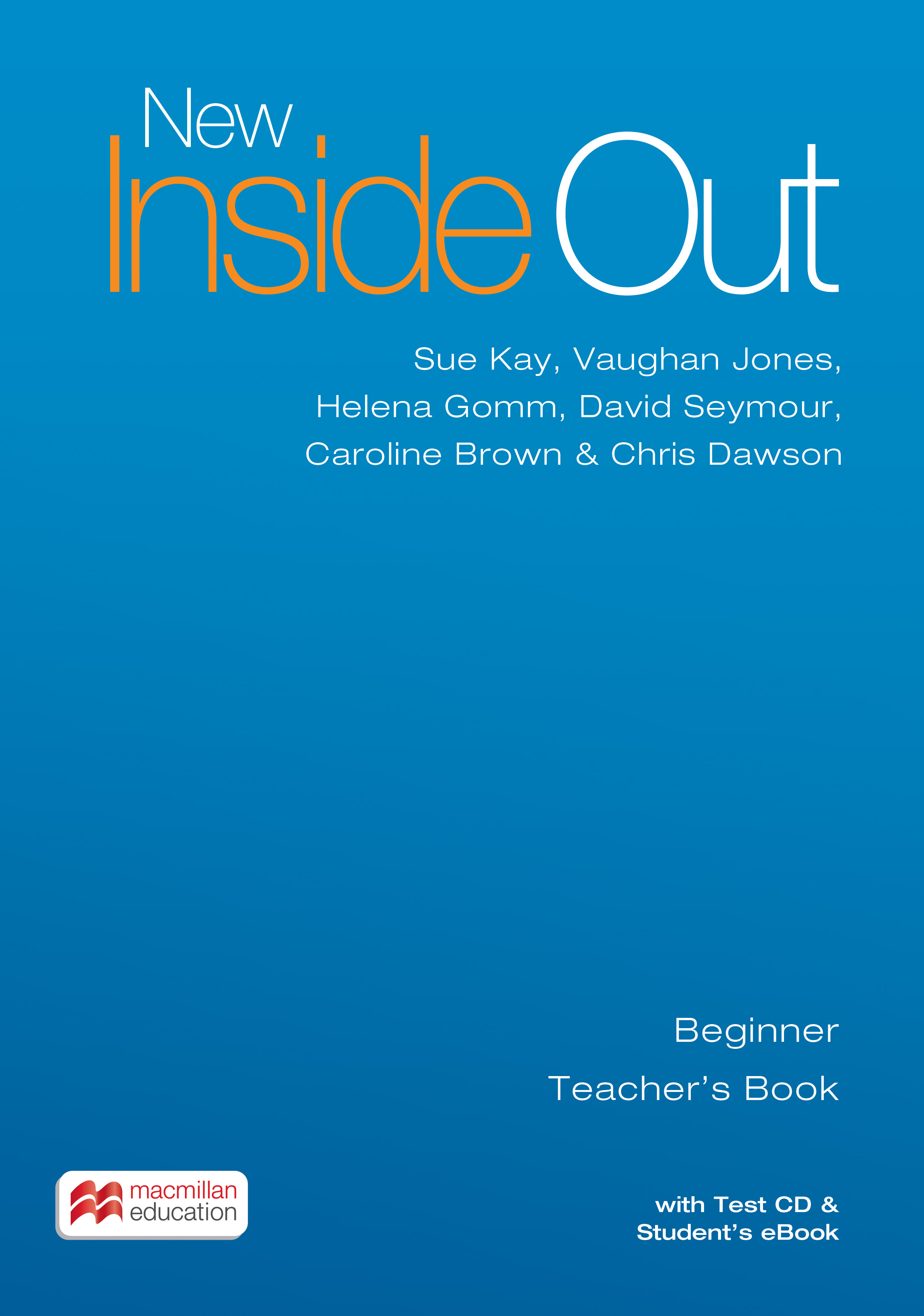 New Inside Out Beginner + eBook Teacher