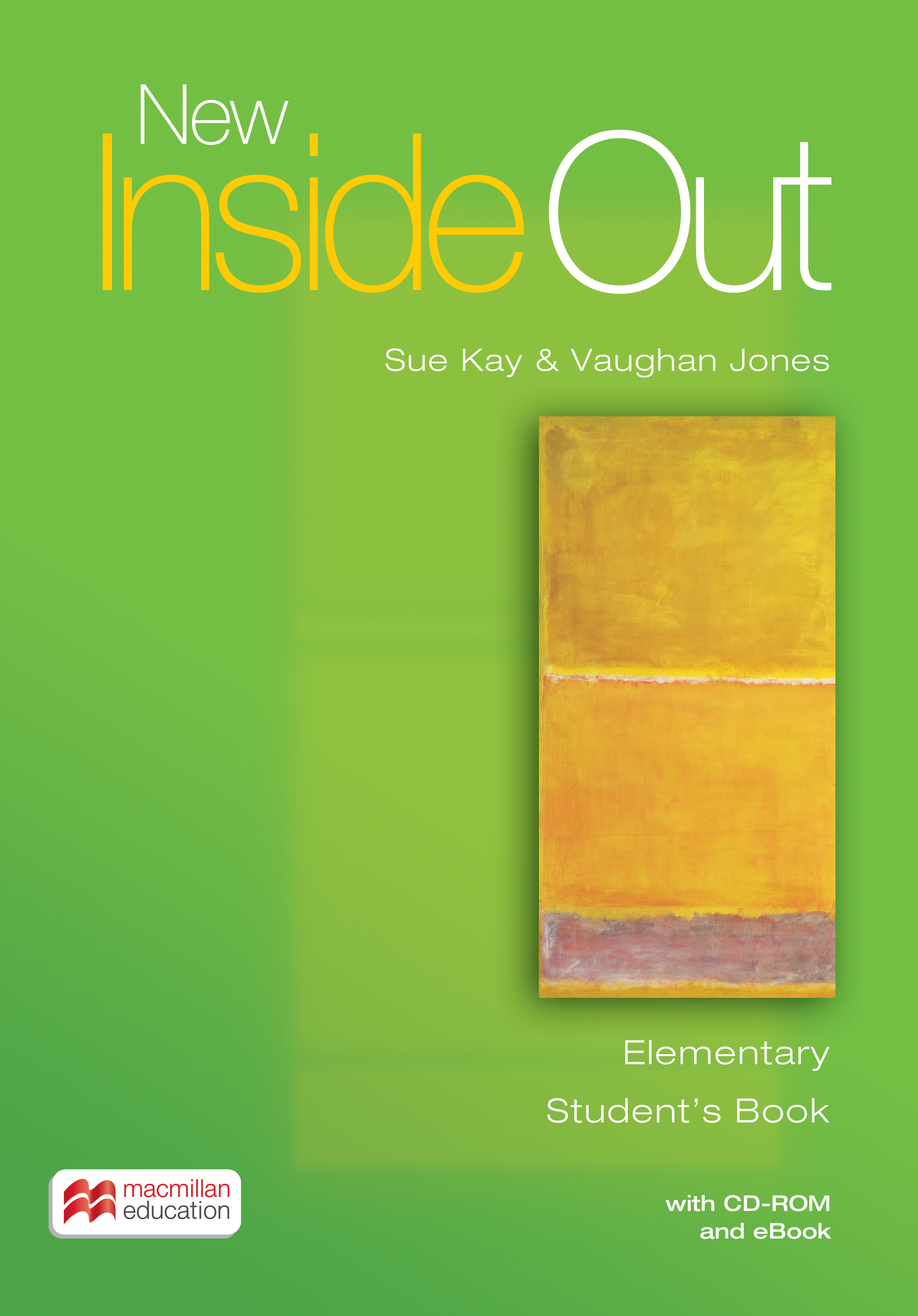 New Inside Out Elementary + eBook Student