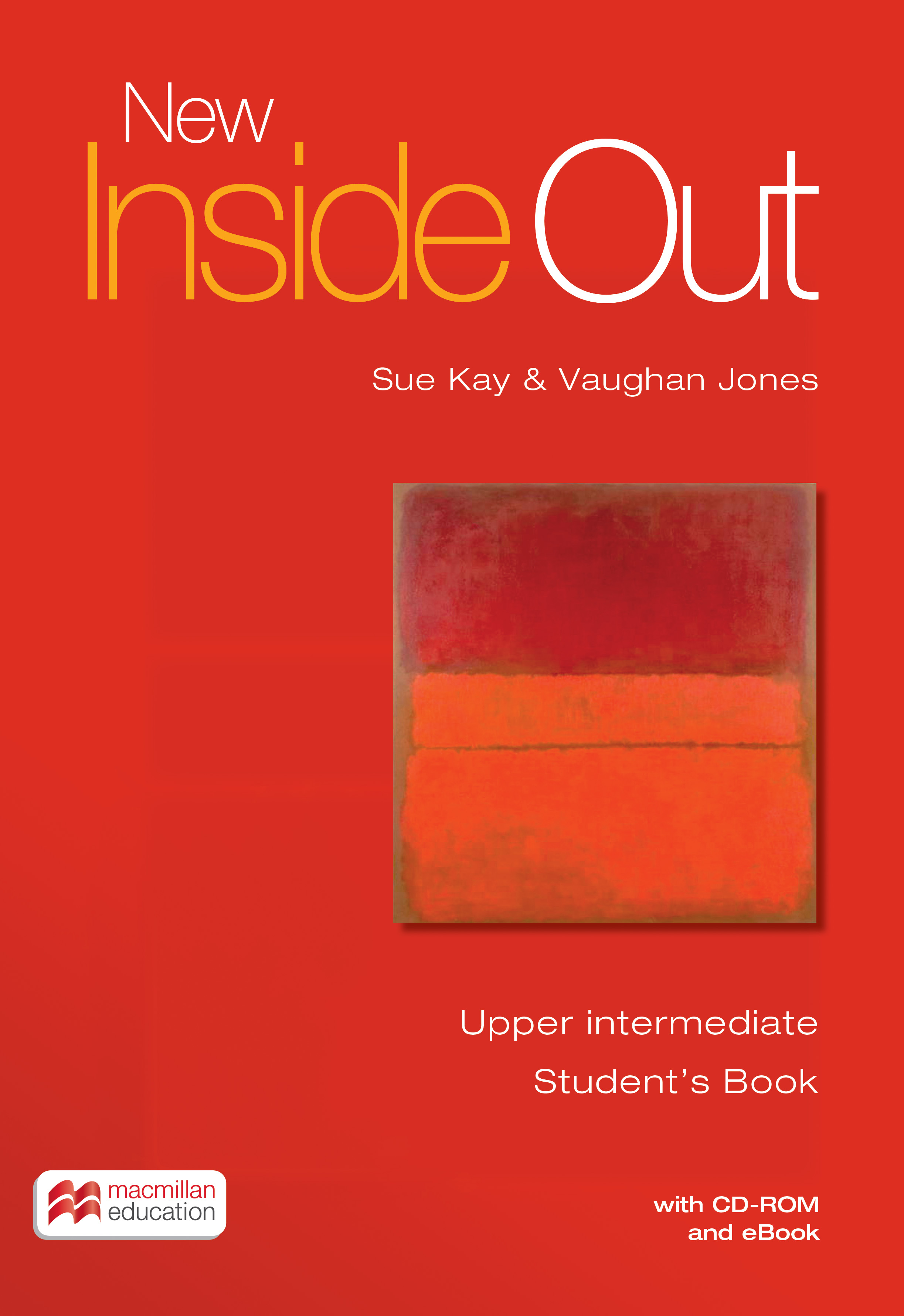 New Inside Out Upper Intermediate + eBook Student