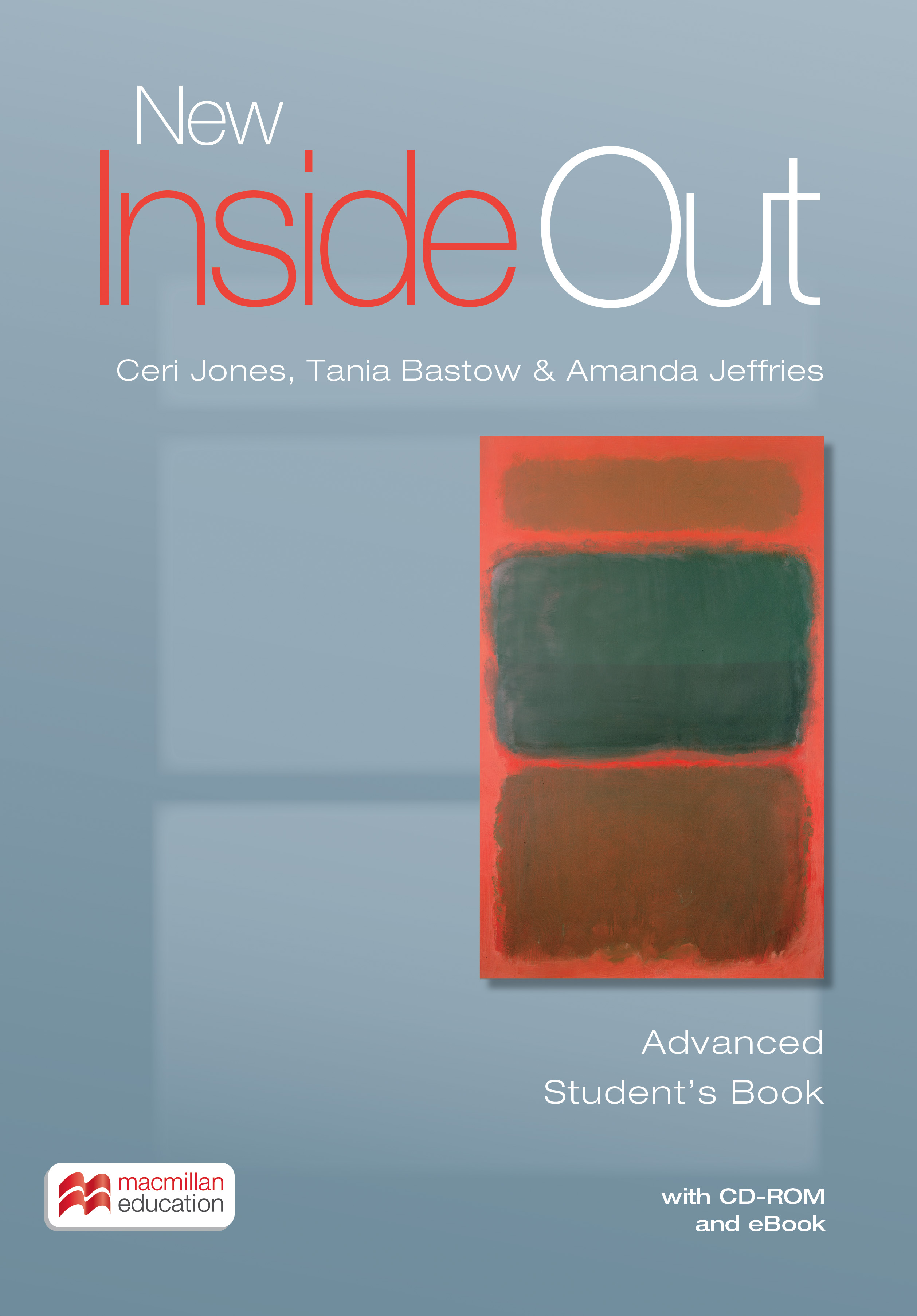 New Inside Out Advanced + eBook Student