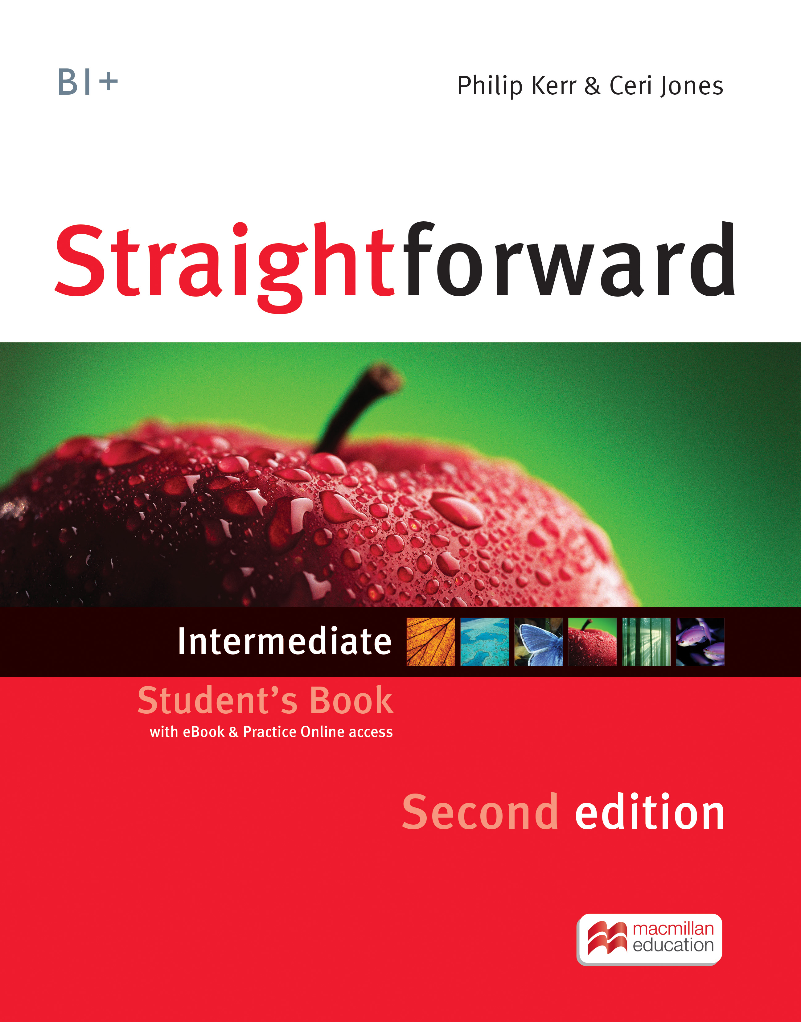Straightforward 2nd Edition Intermediate + eBook Student