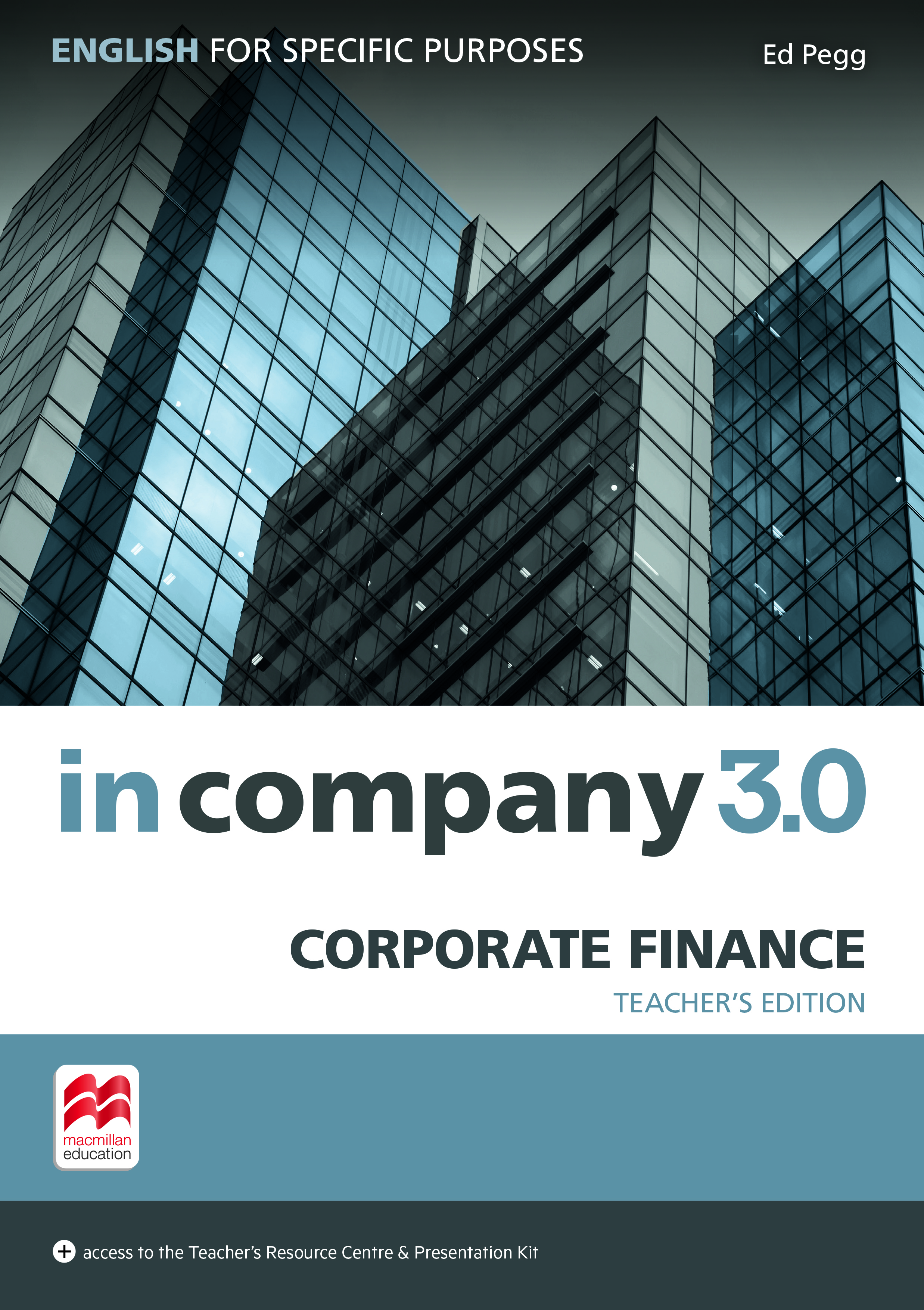 In Company 3.0 ESP Corporate Finance Teacher