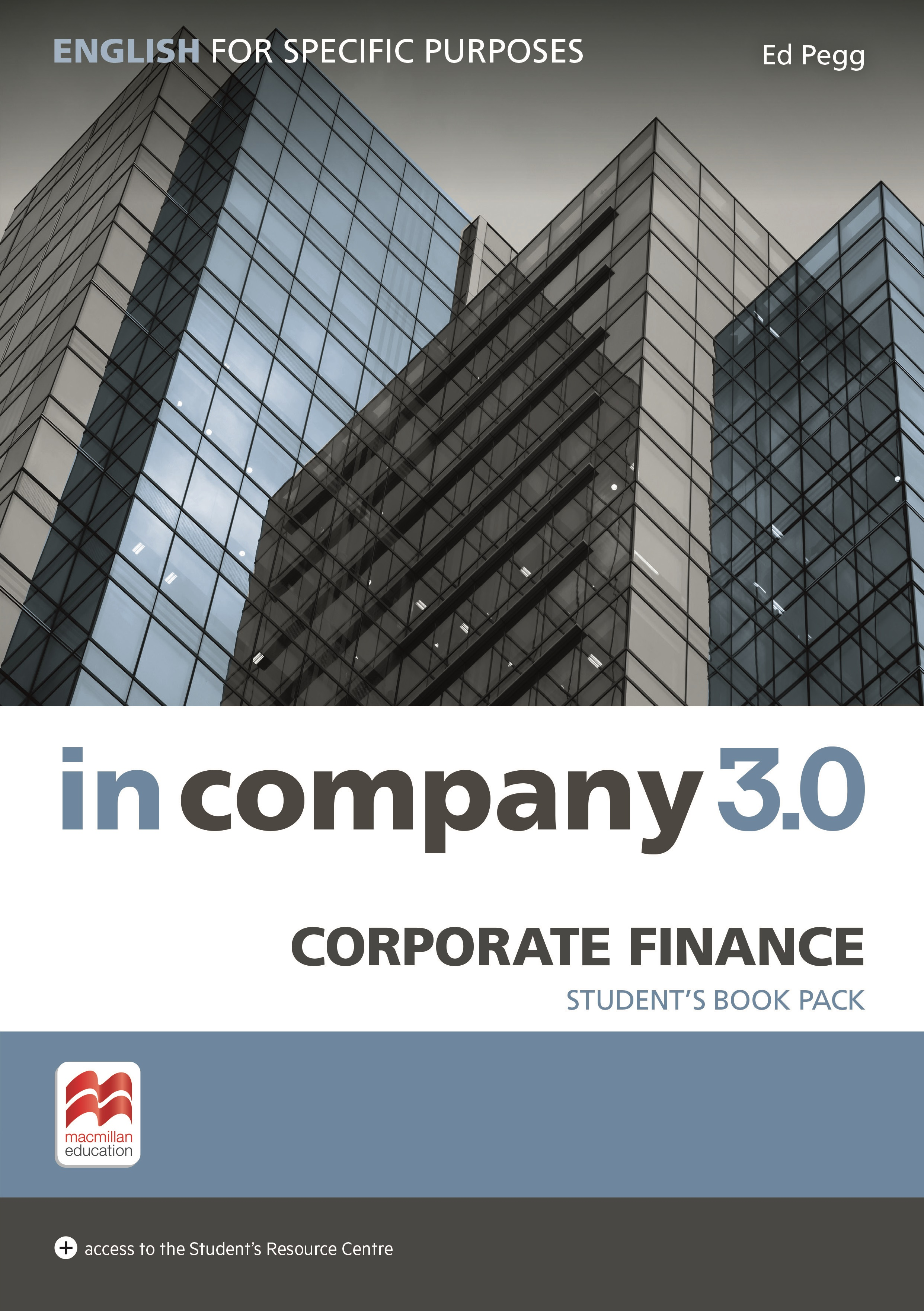 In Company 3.0 ESP Corporate Finance Student