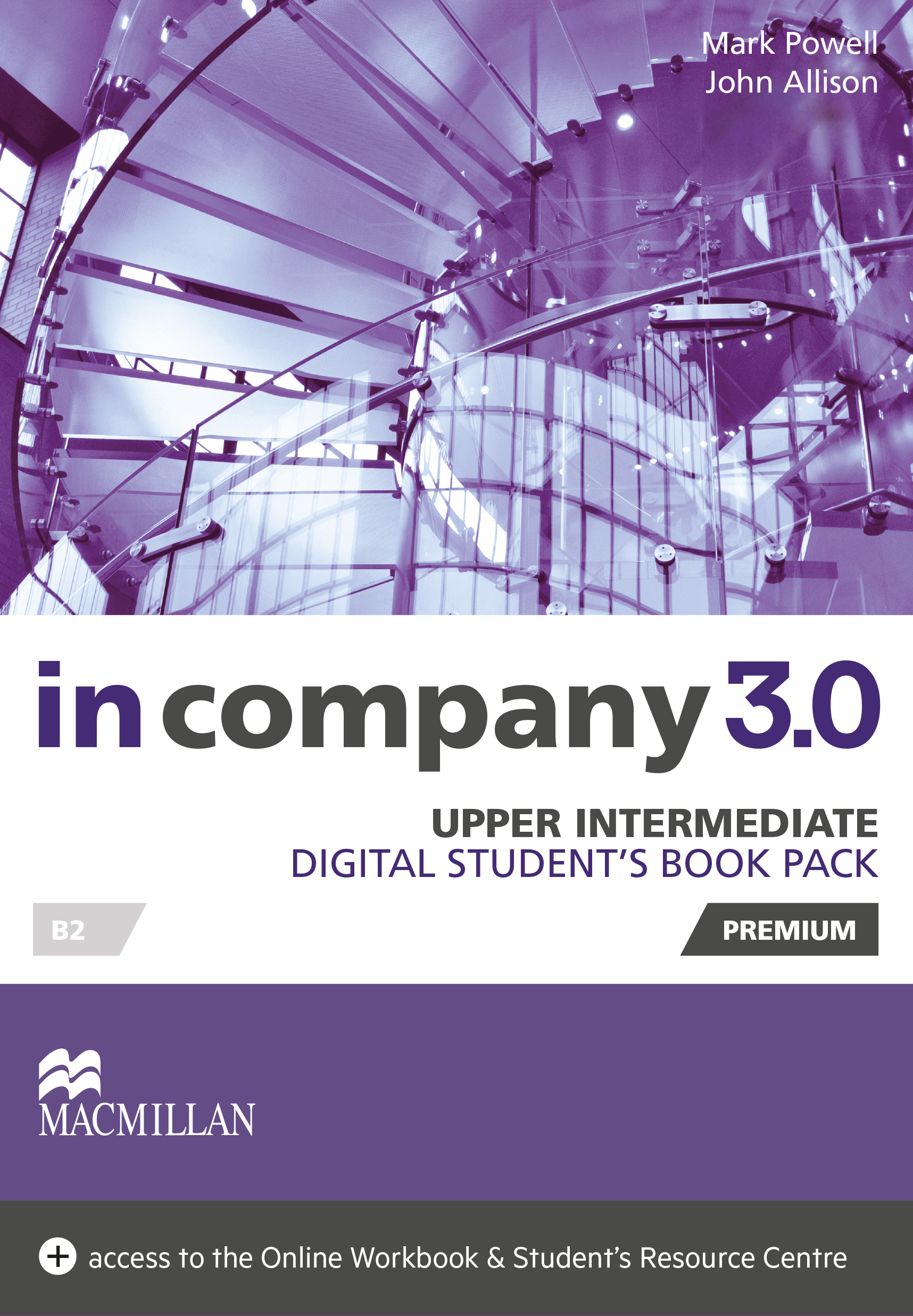 In Company 3.0 Upper Intermediate Level Digital Student