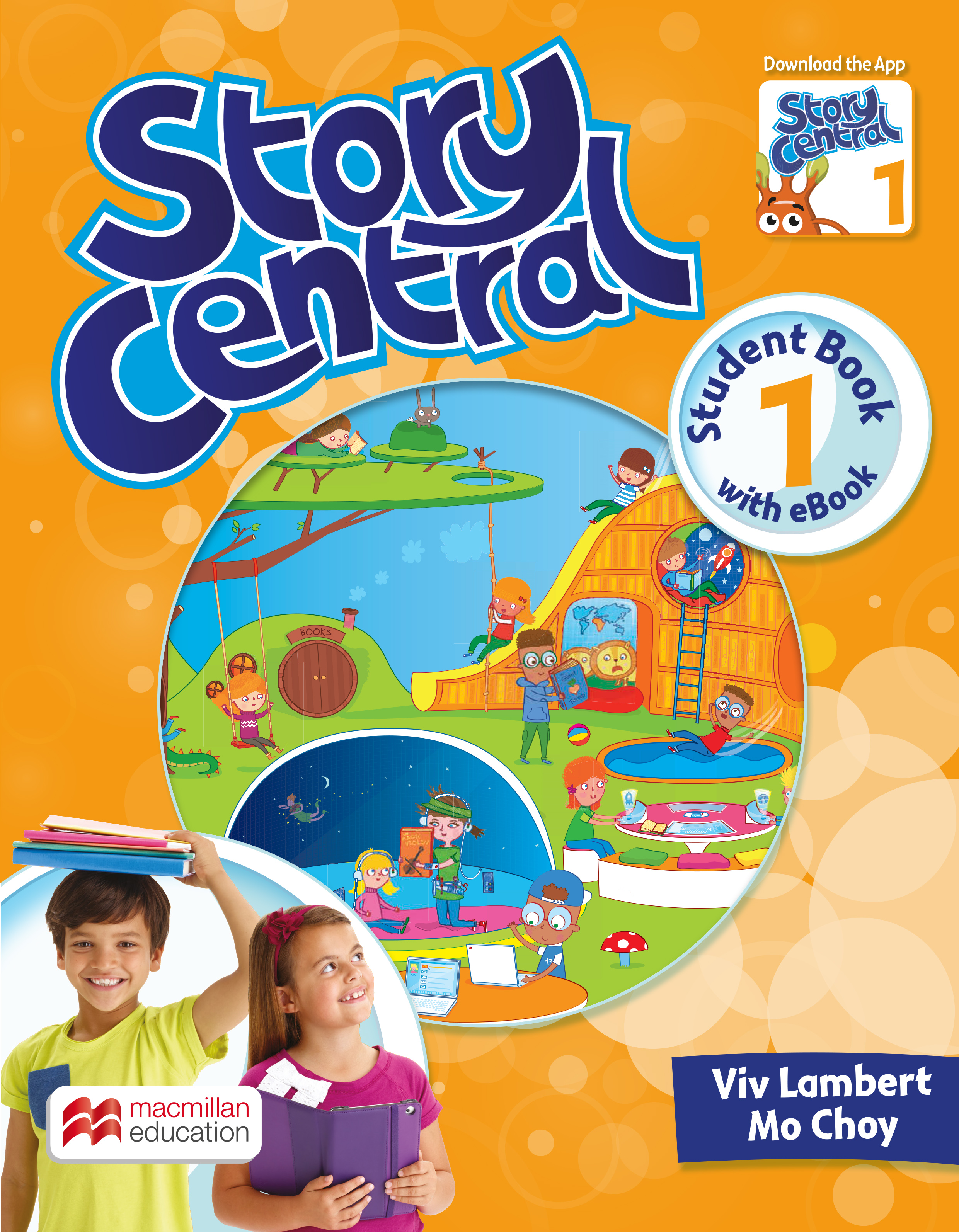 Story Central Level 1 Student Book + eBook Pack