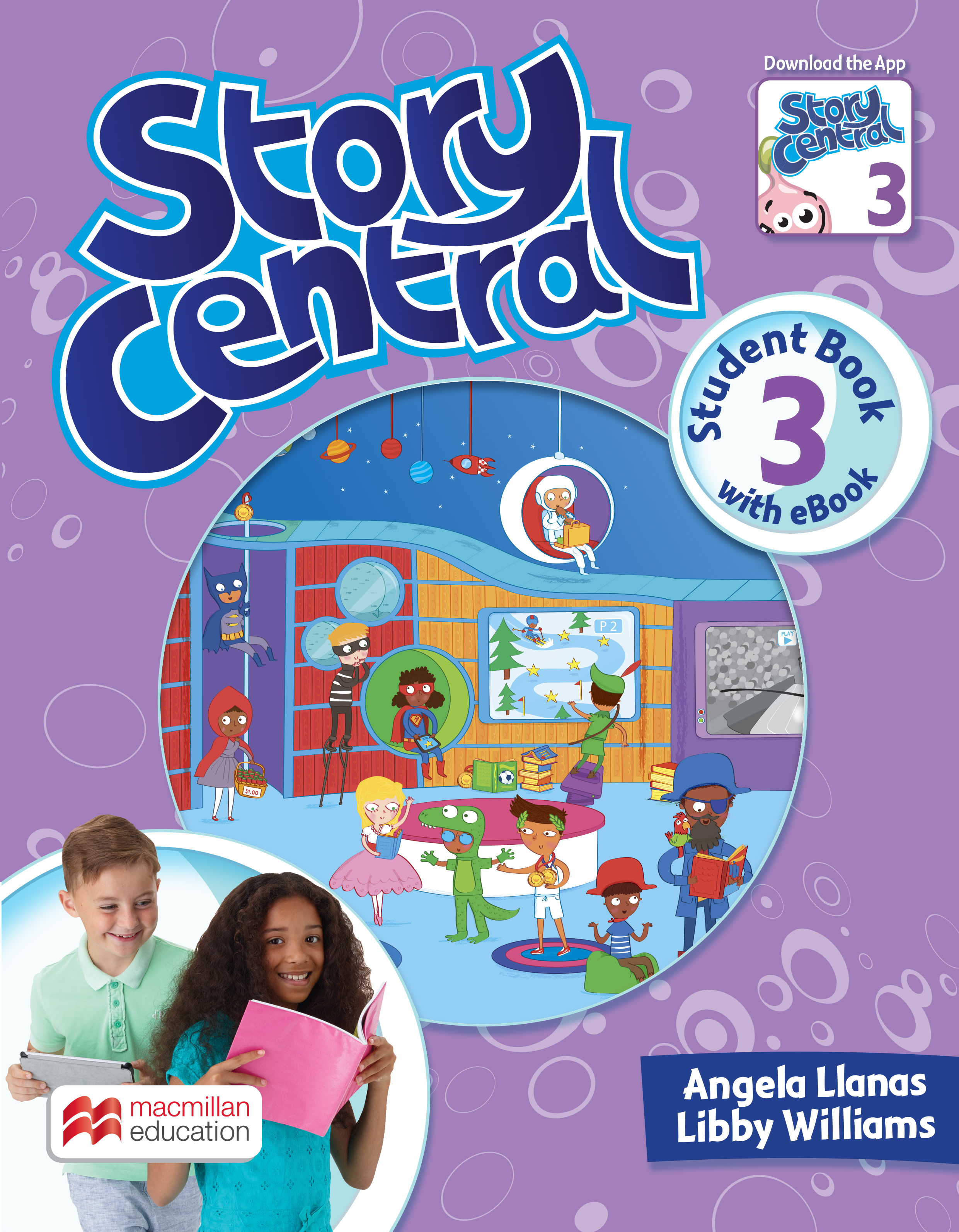 Story Central Level 3 Student Book + eBook Pack