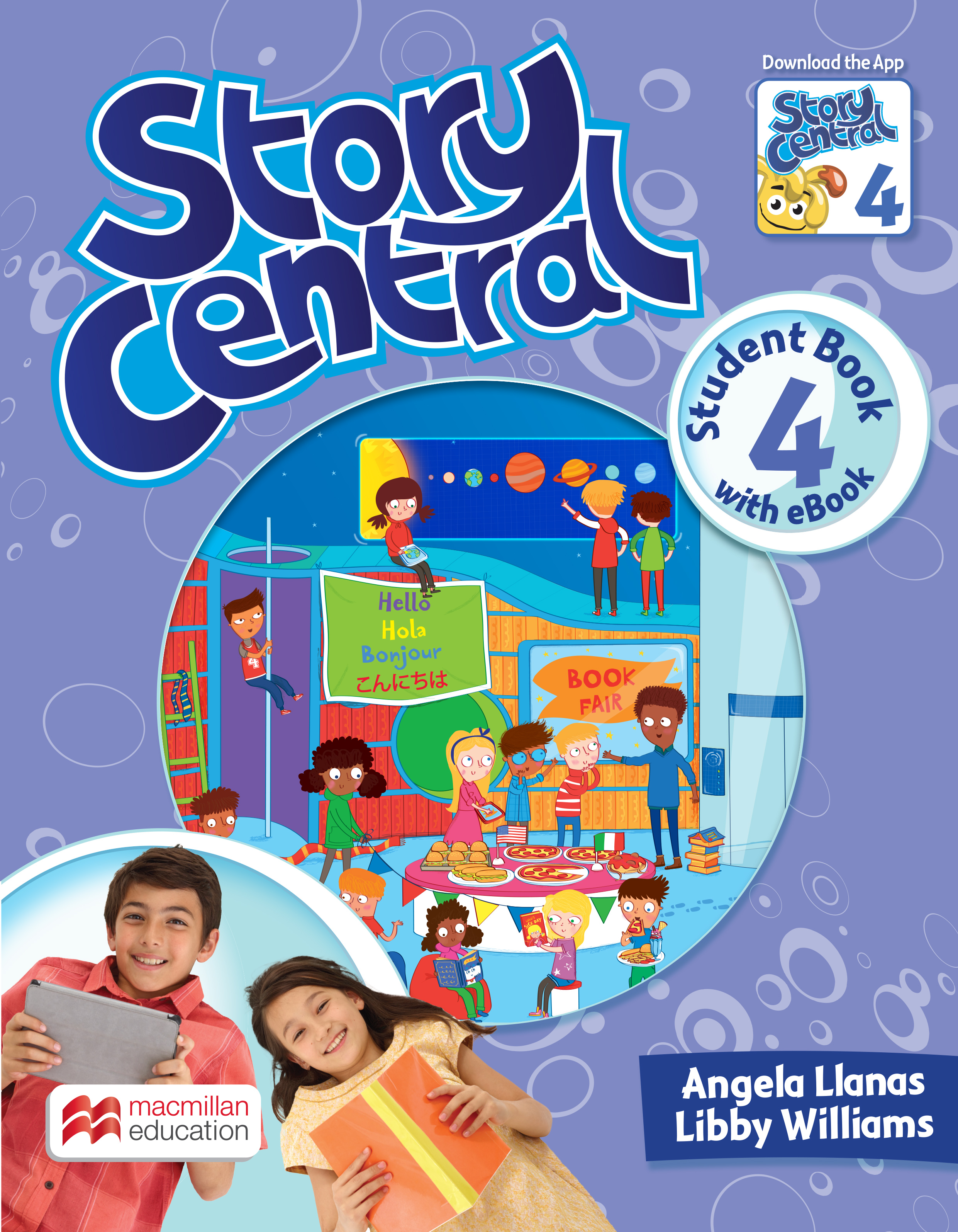Story Central Level 4 Student Book + eBook Pack