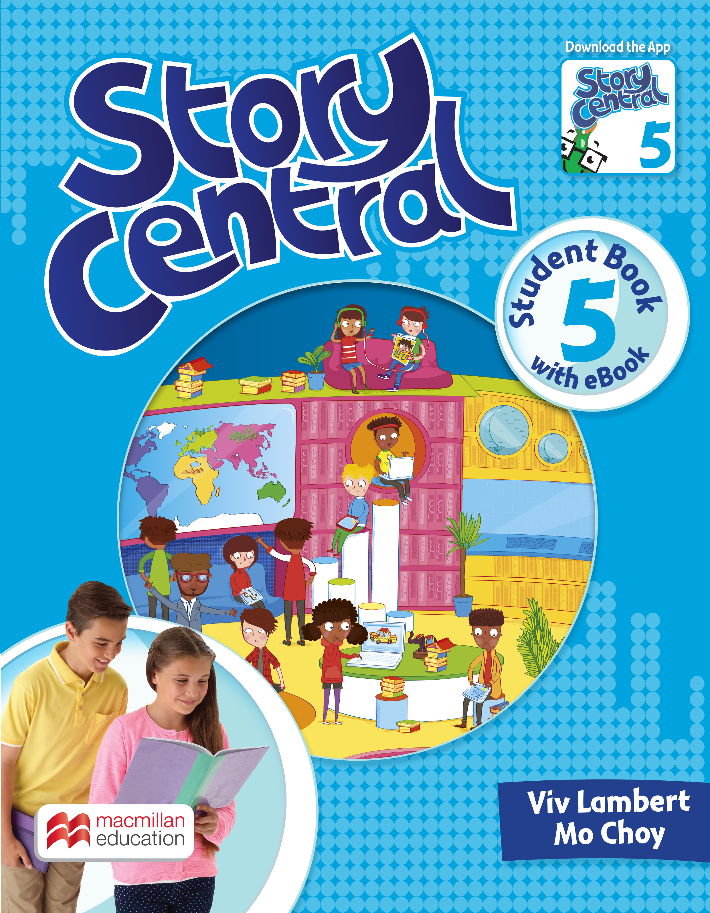 Story Central Level 5 Student Book + eBook Pack