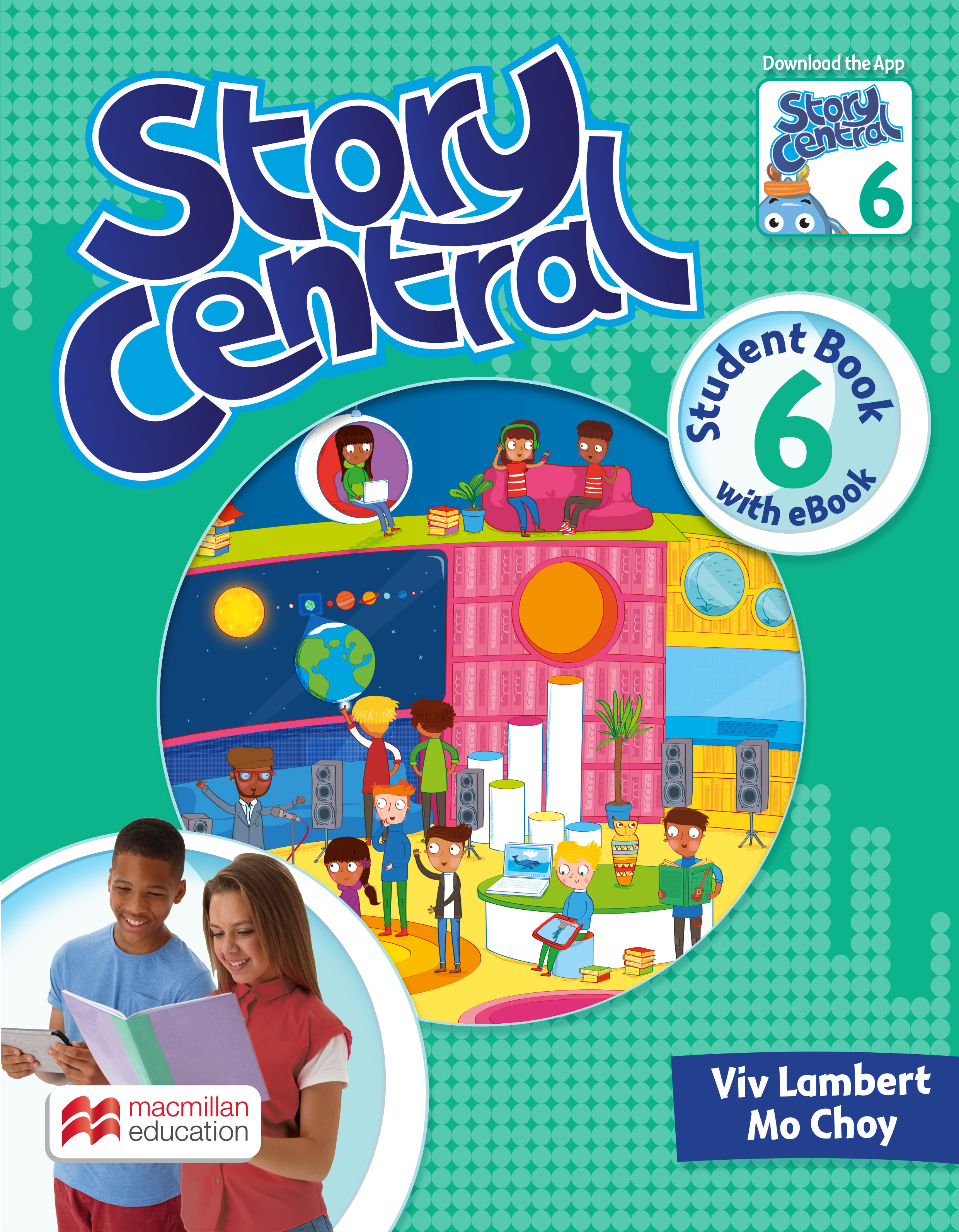Story Central Level 6 Student Book + eBook Pack