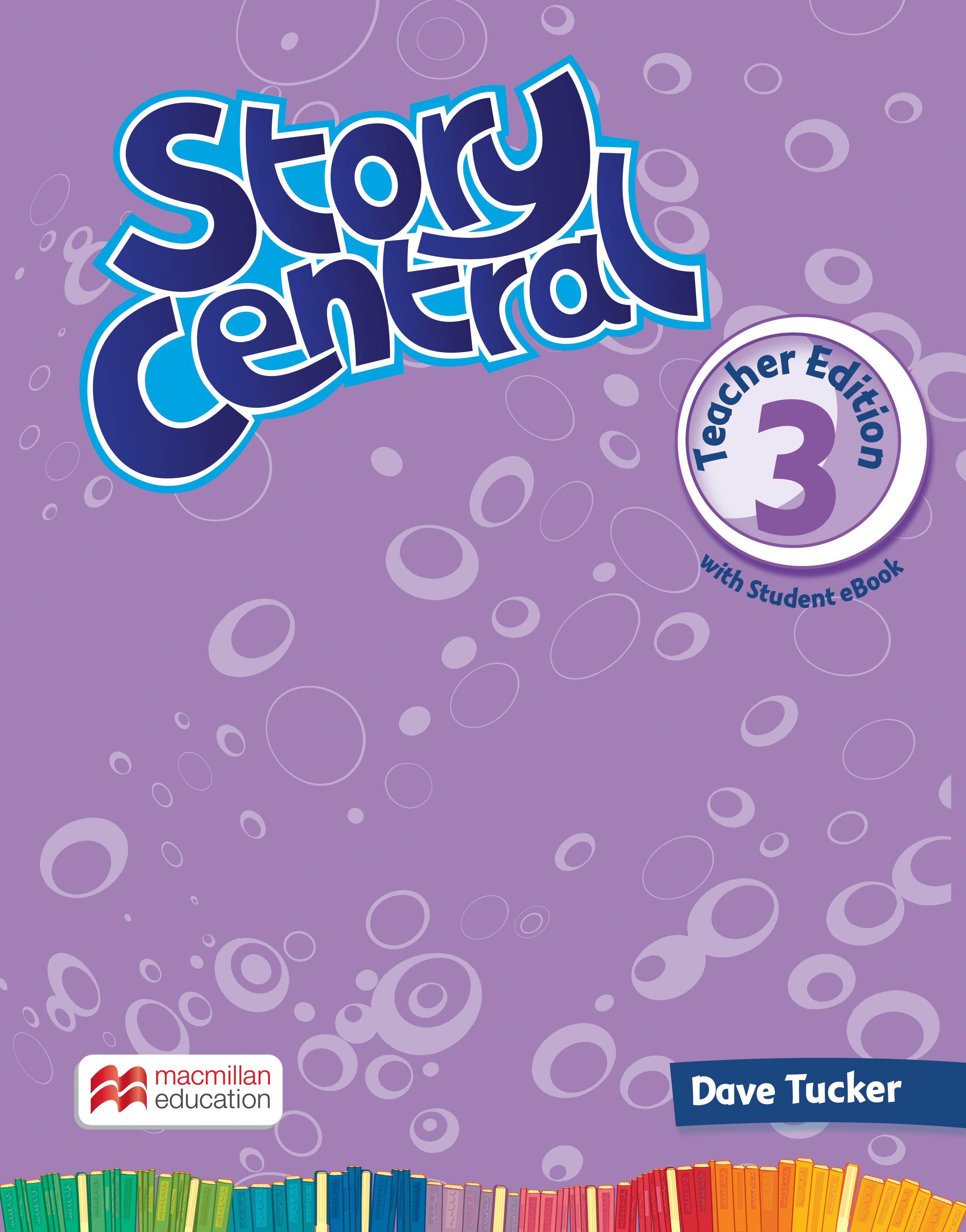 Story Central Level 3 Teacher