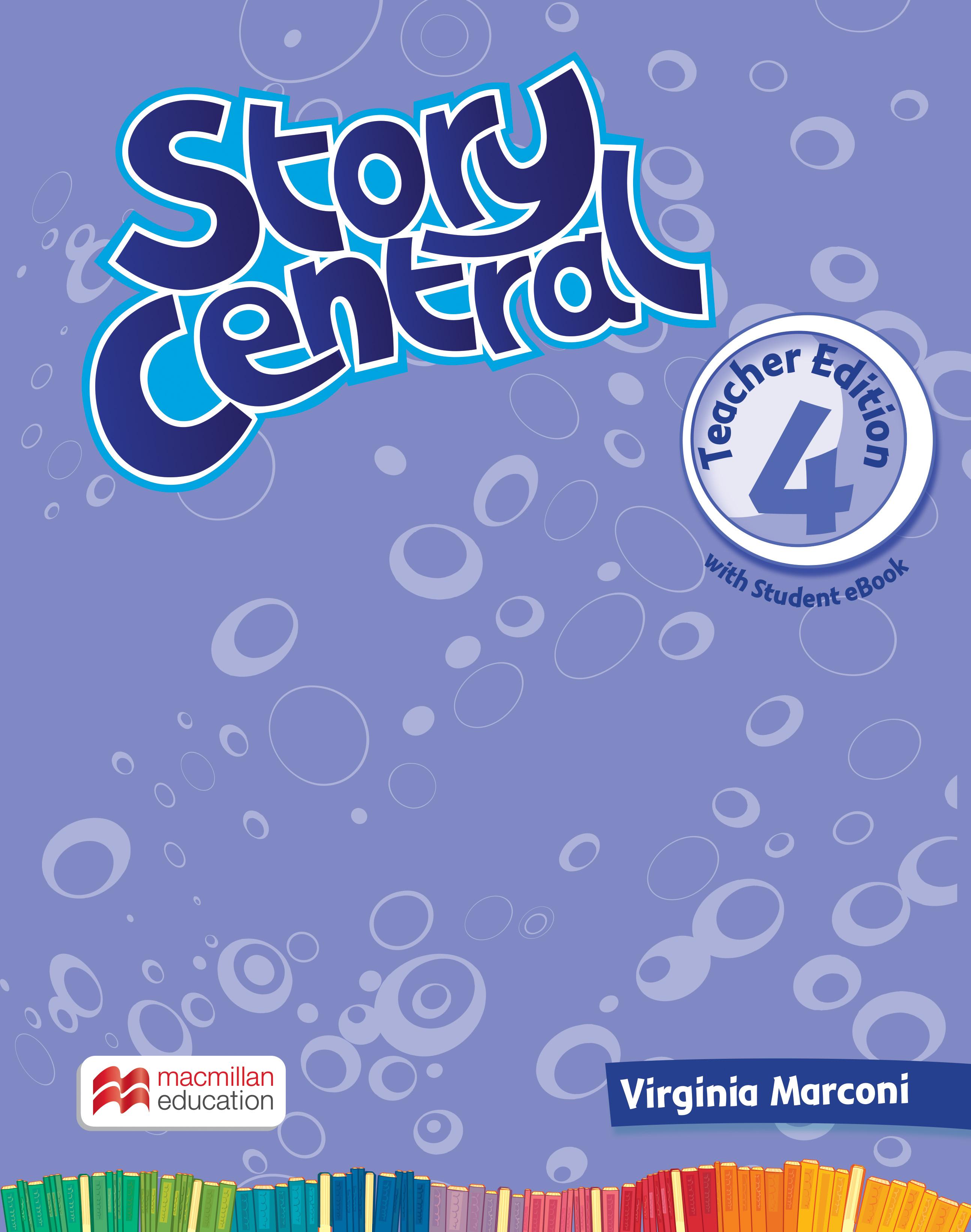 Story Central Level 4 Teacher
