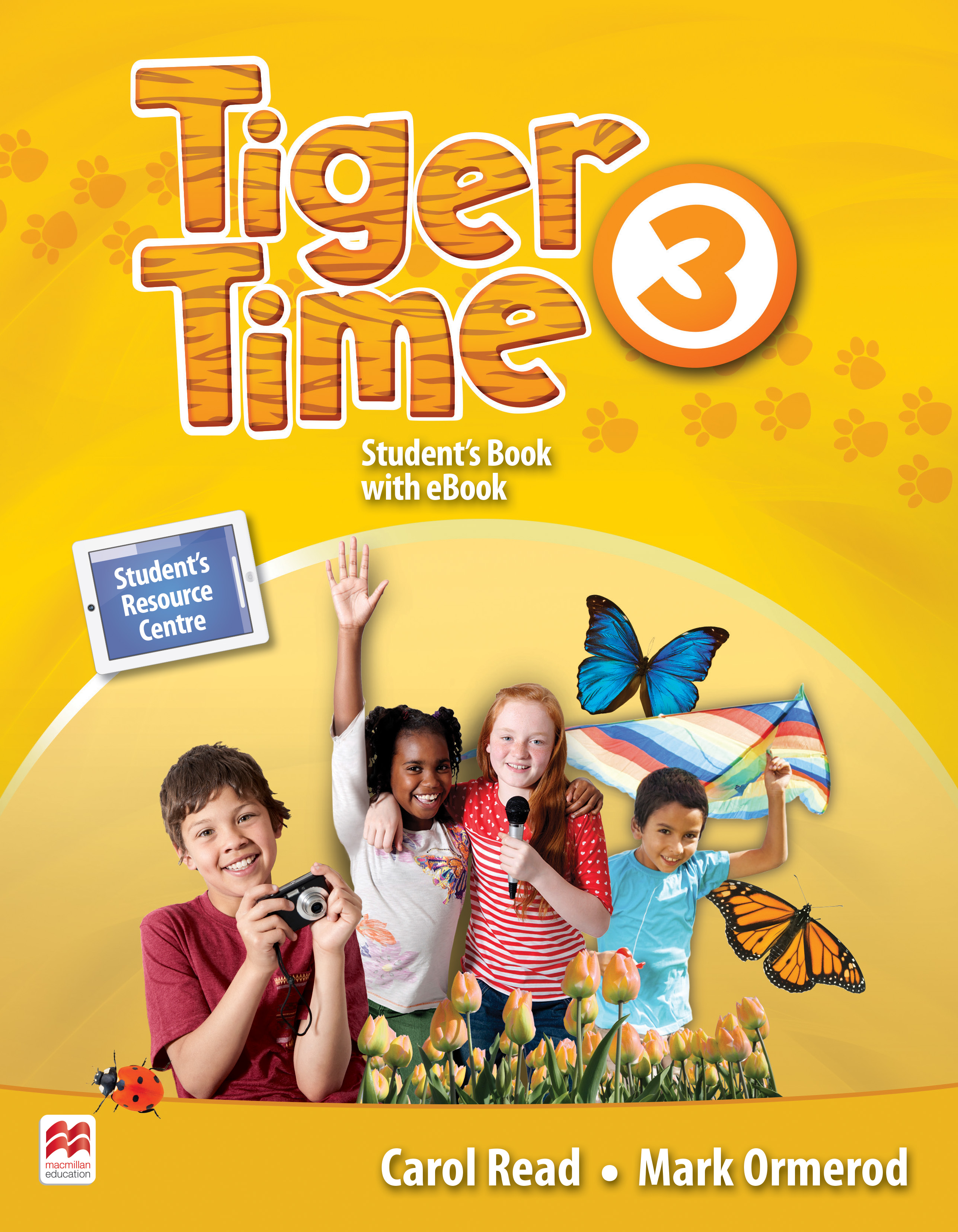 Tiger Time Level 3 Student Book + eBook Pack