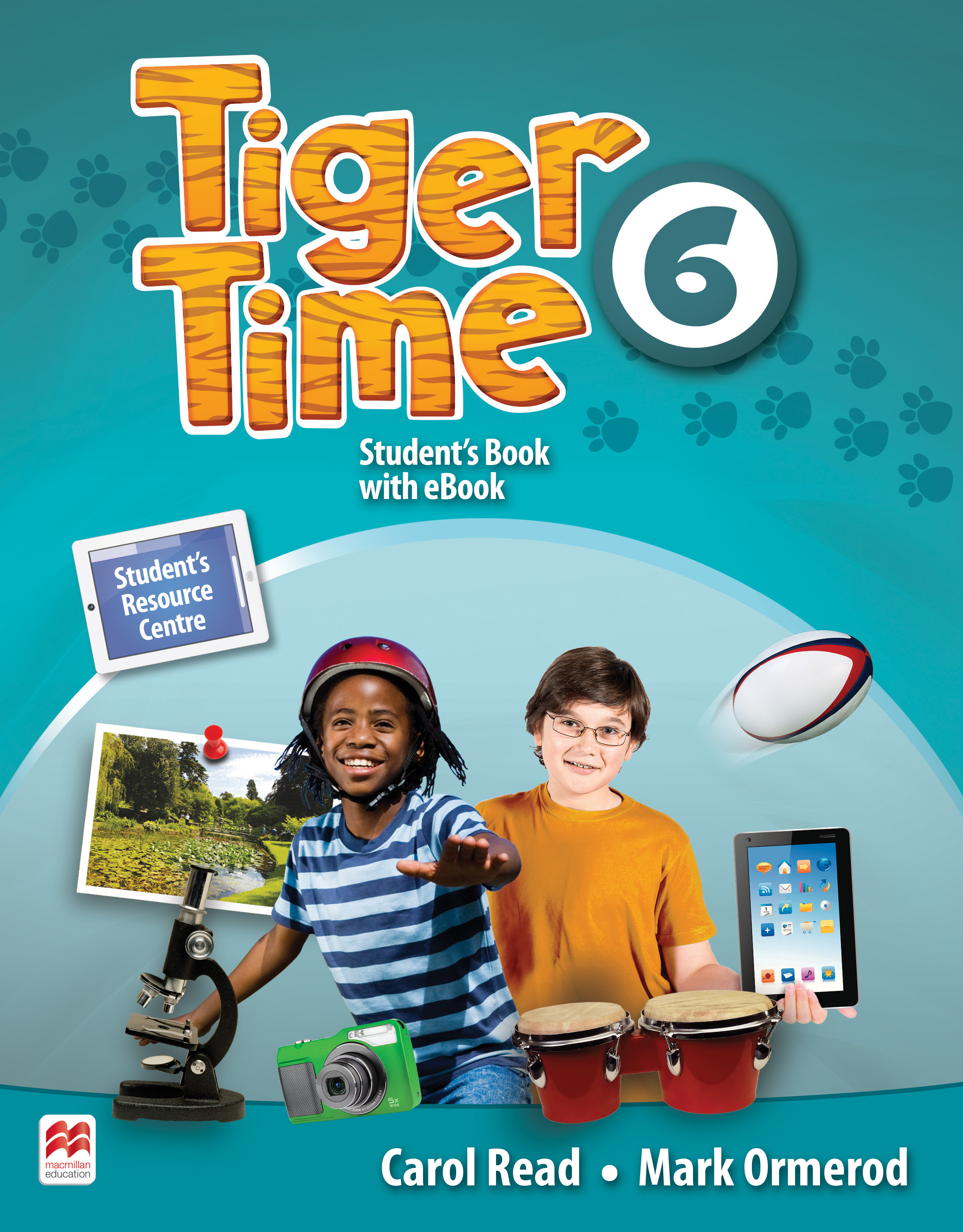 Tiger Time Level 6 Student Book + eBook Pack