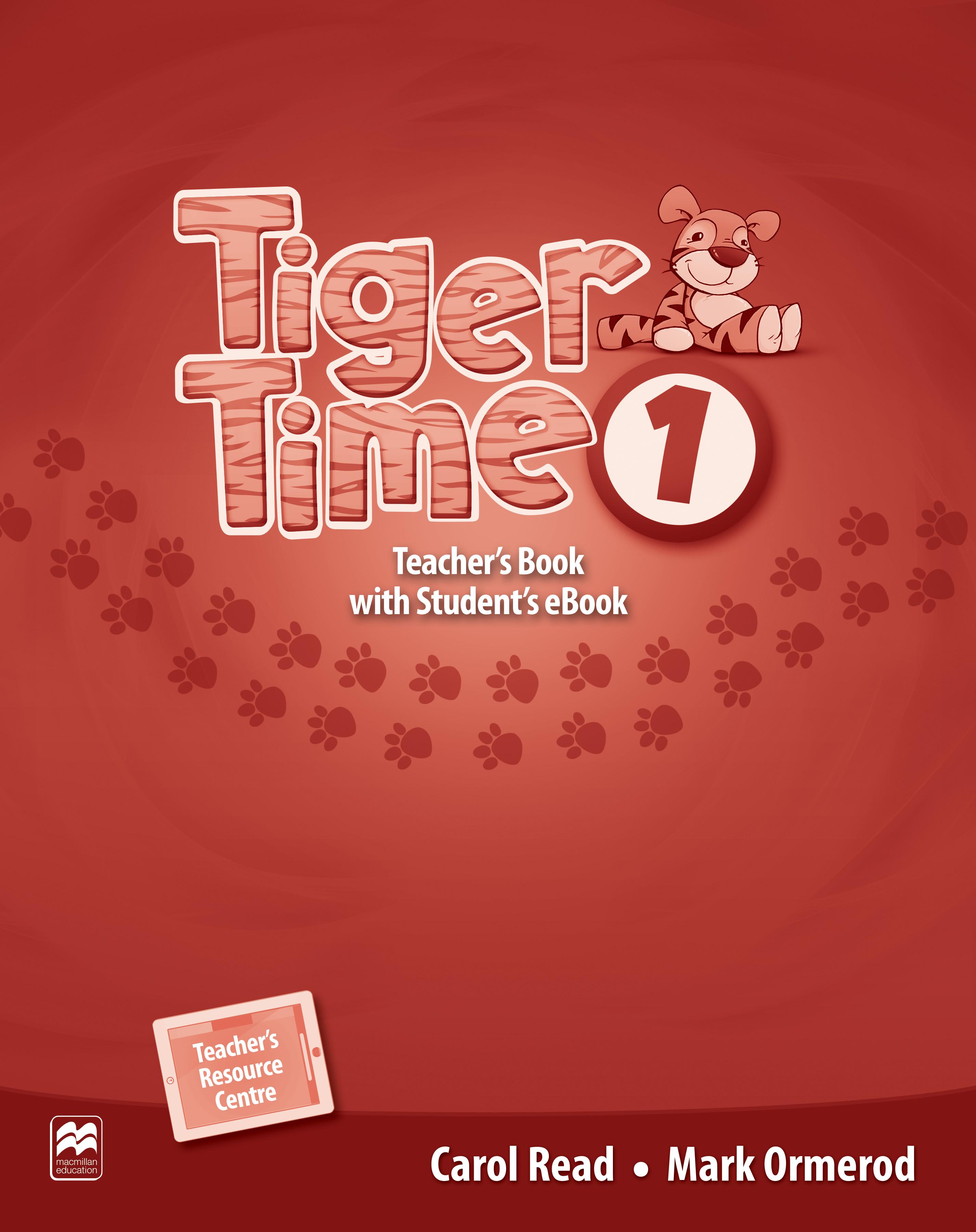 Tiger Time Level 1 Teacher