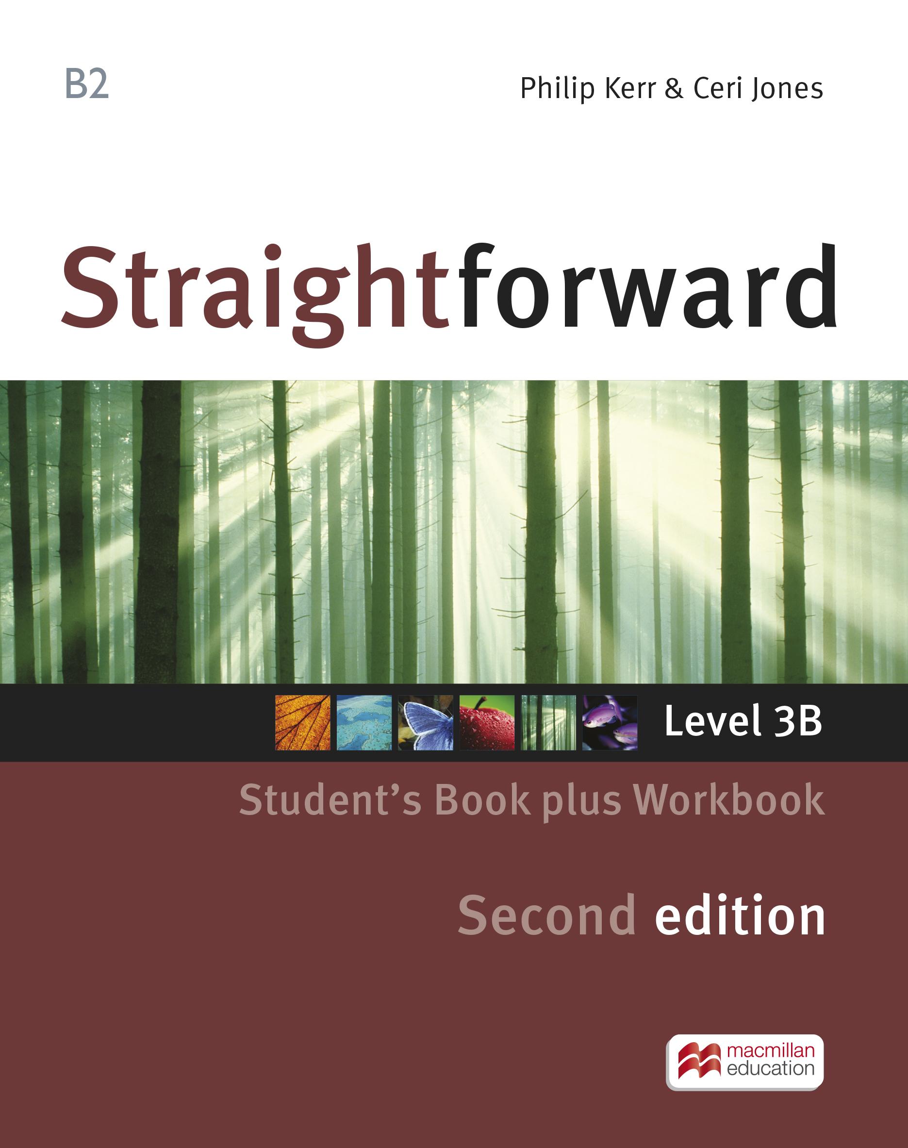 Straightforward Split Edition Level 3B Student