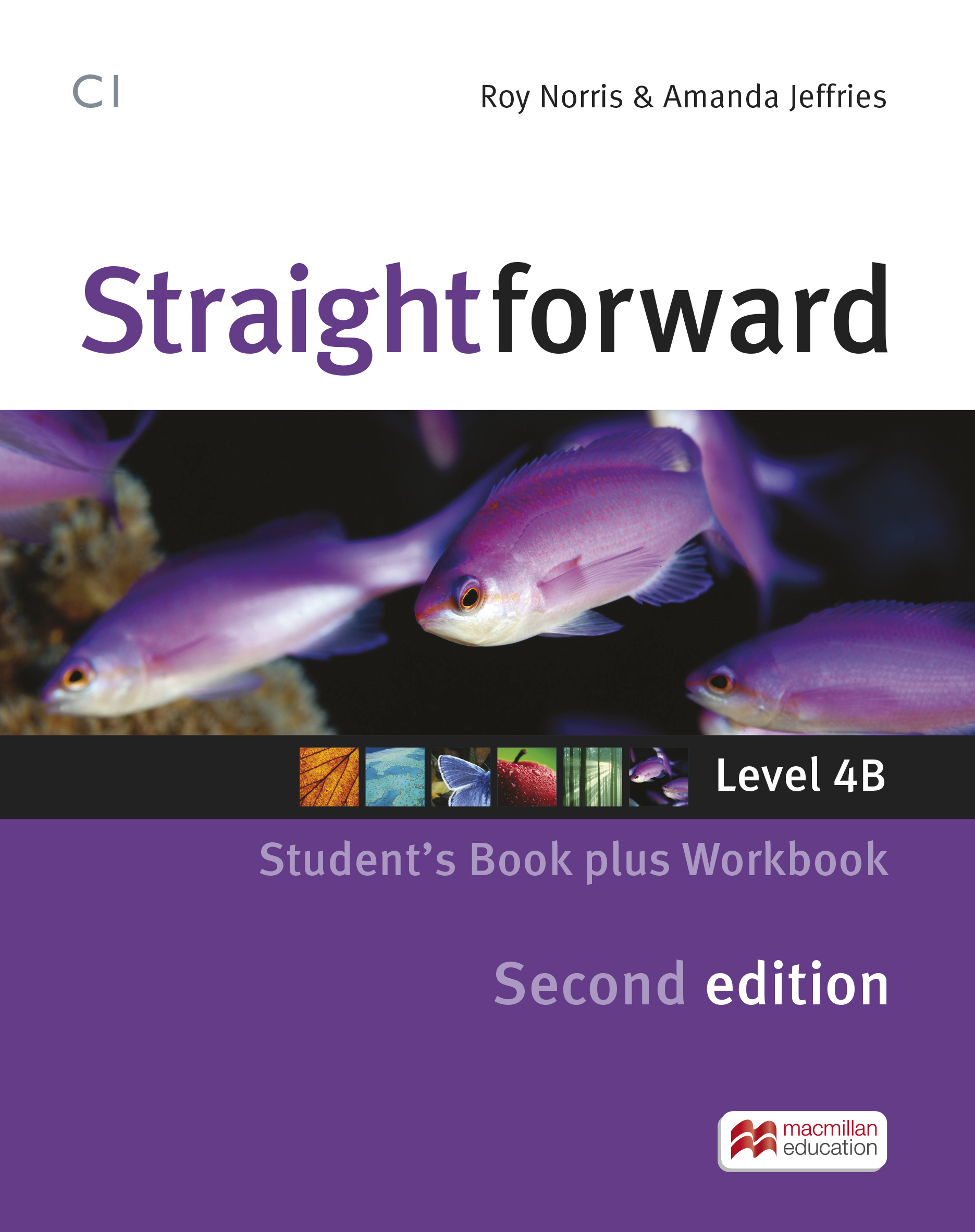 Straightforward Split Edition Level 4B Student