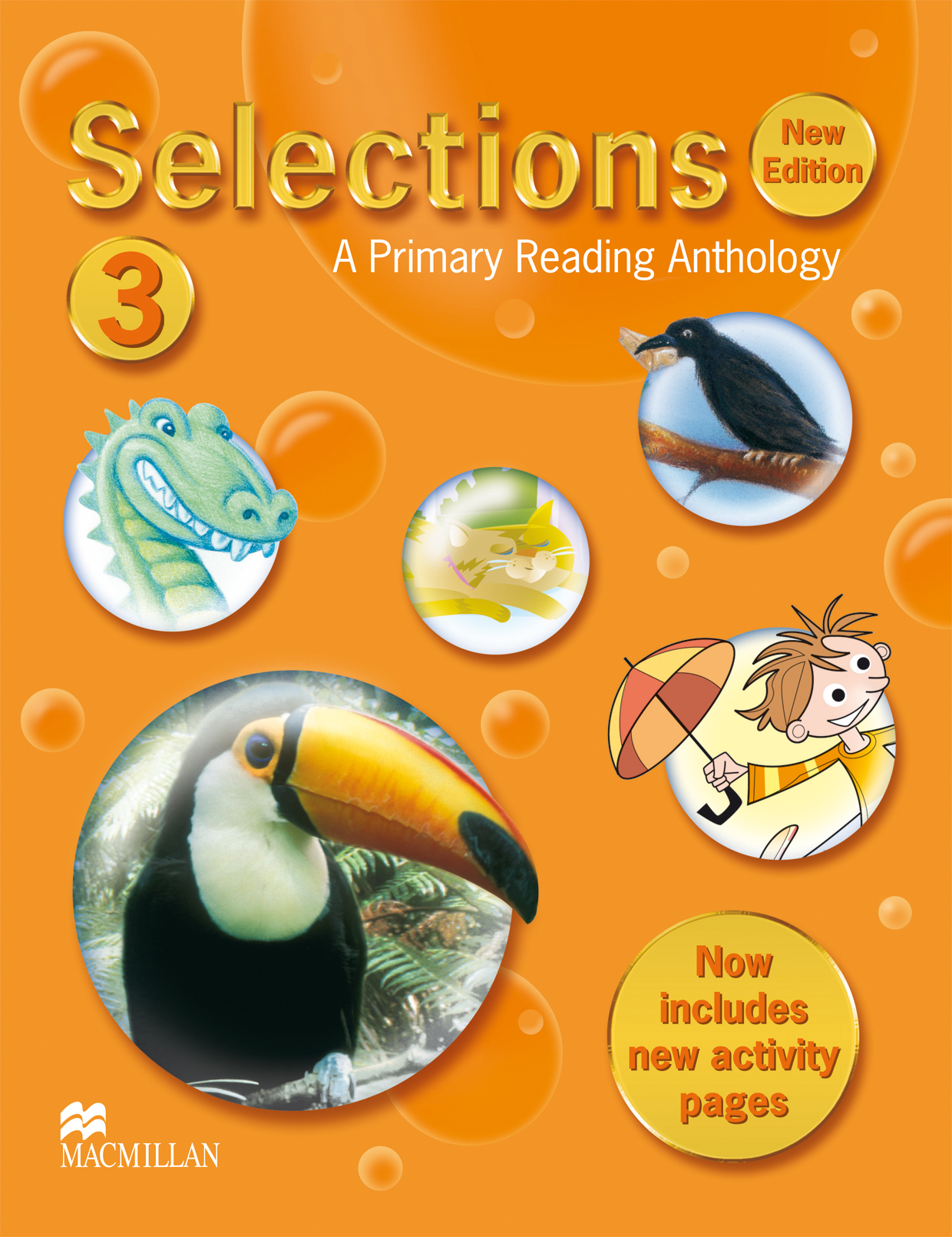 Selections New Edition Level 3 Student