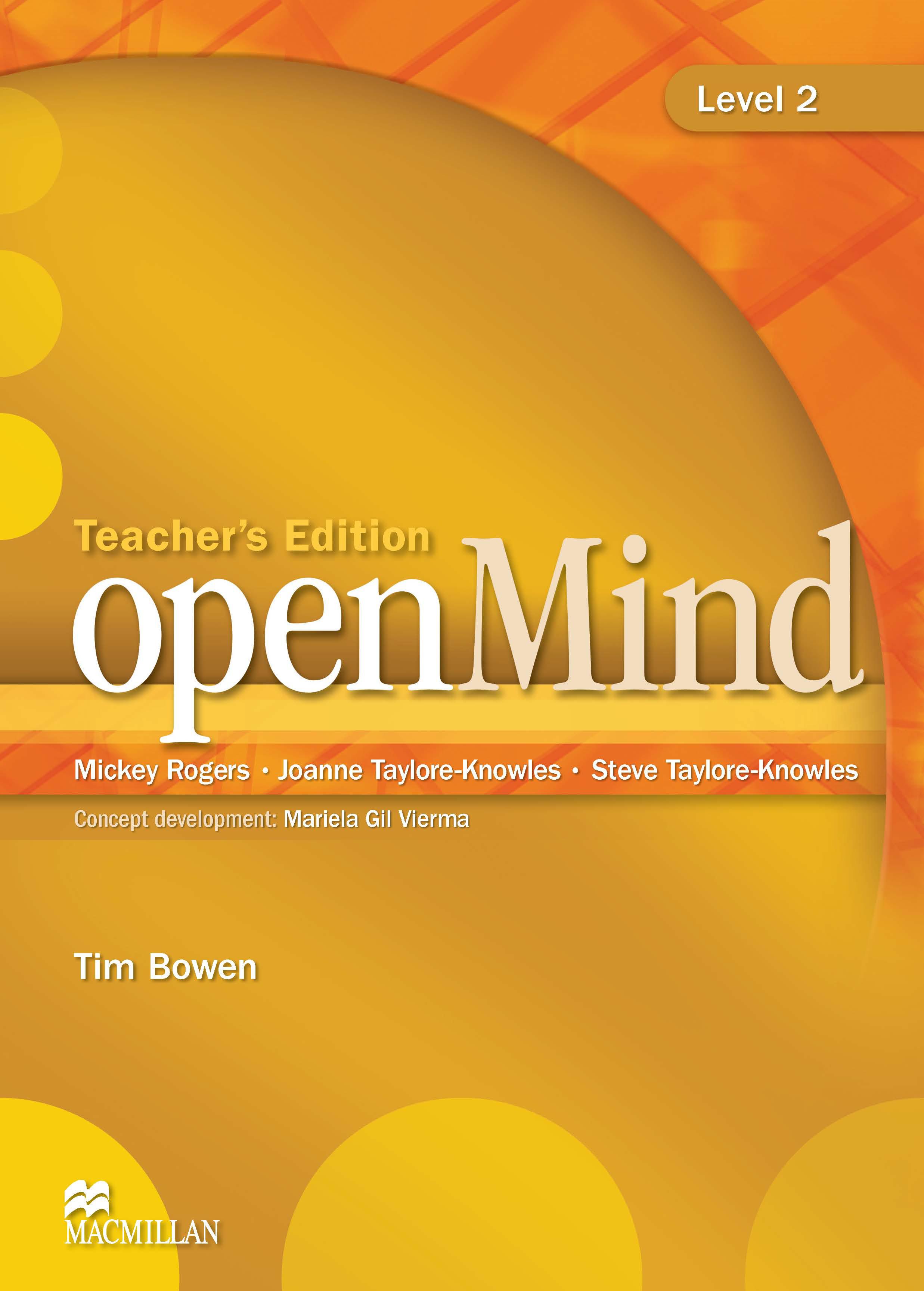openMind 2 Class Audio CD
