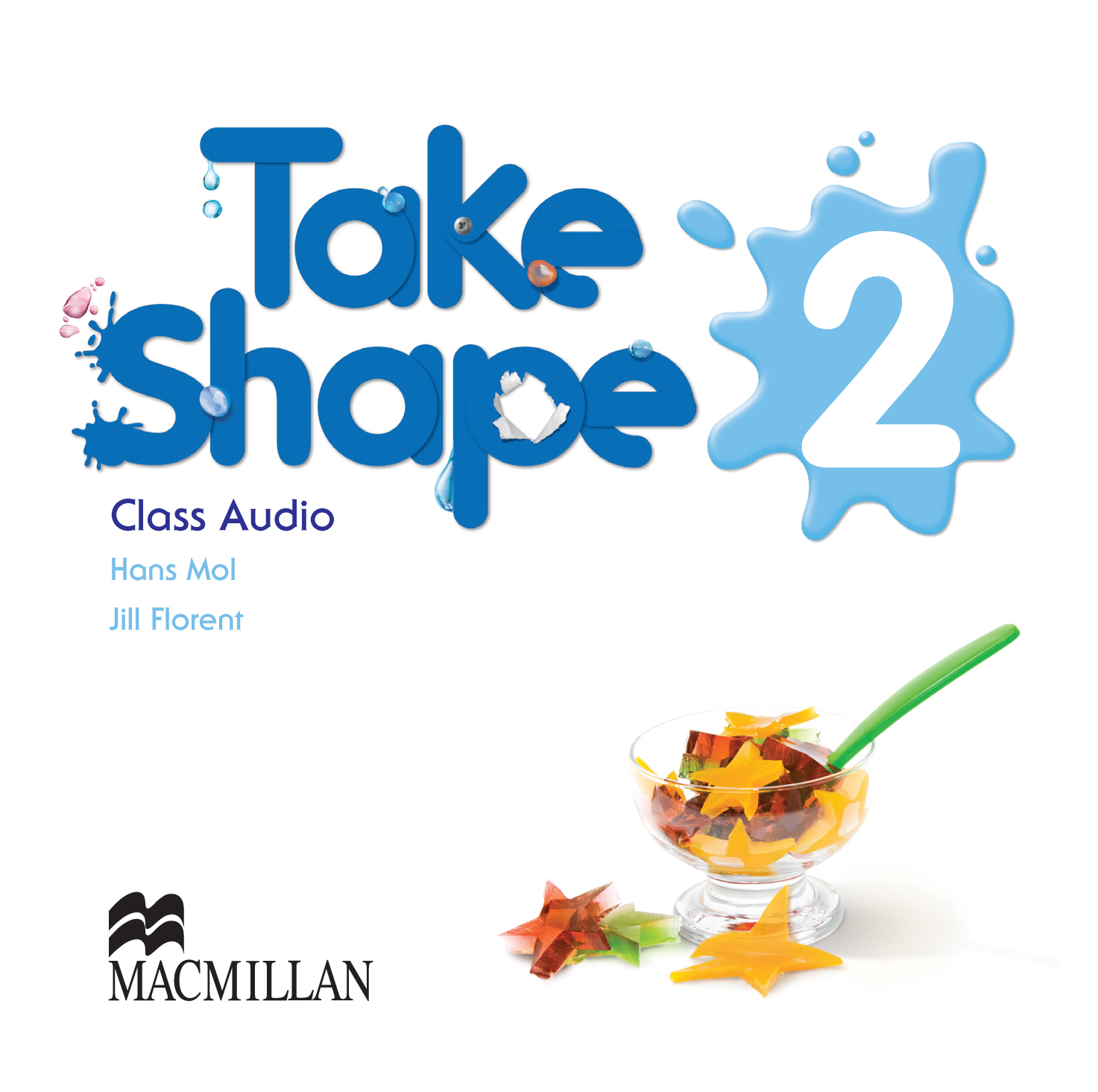 Take Shape 2 Class Audio CDs