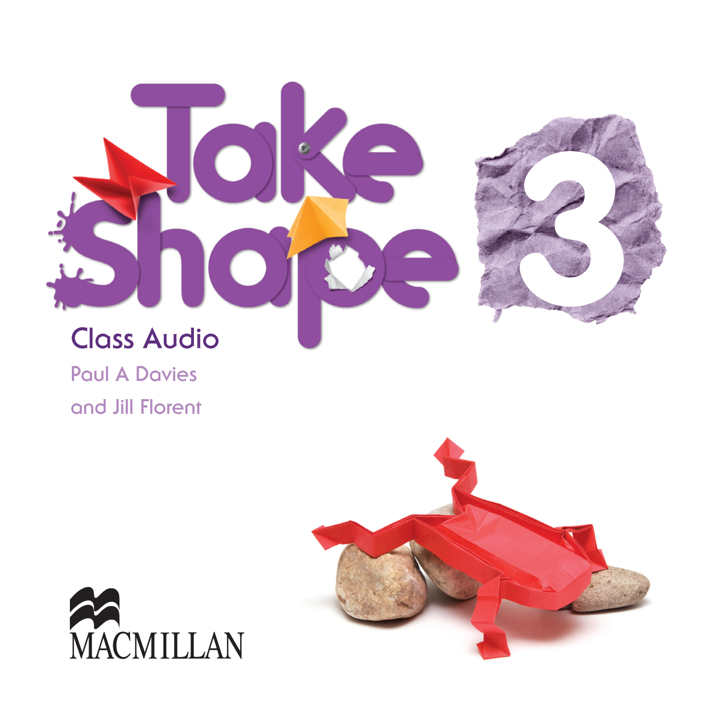 Take Shape 3 Class Audio CDs