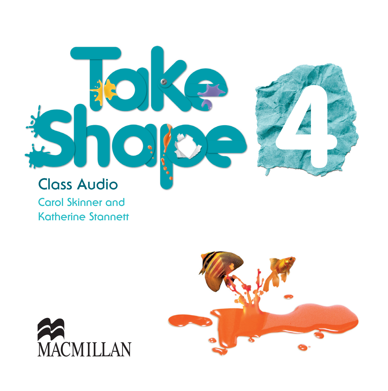 Take Shape 4 Class Audio CDs