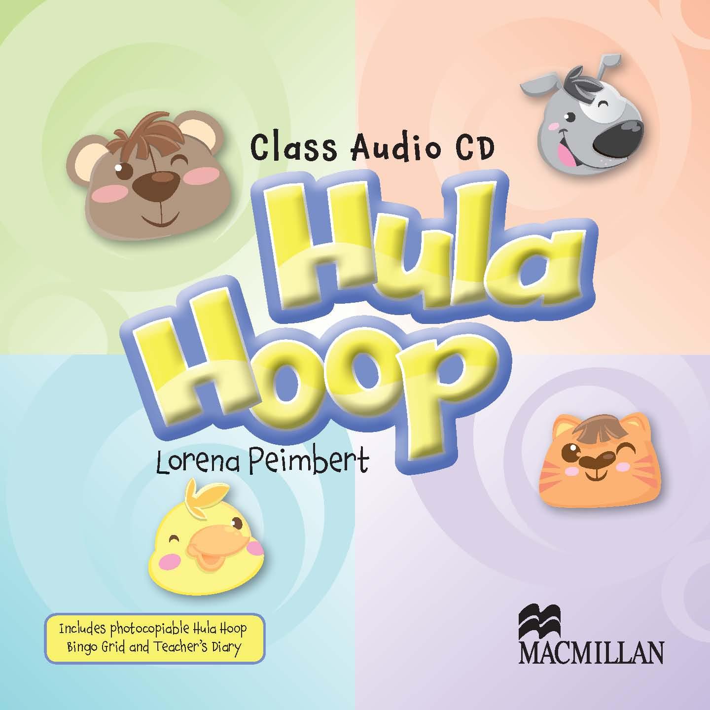 Hula Hoop Nursery  Class Audio CD with Teacher
