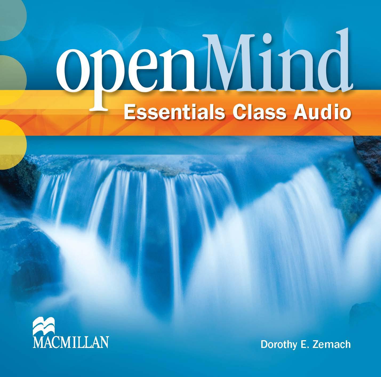 openMind Essentials Class Audio CD