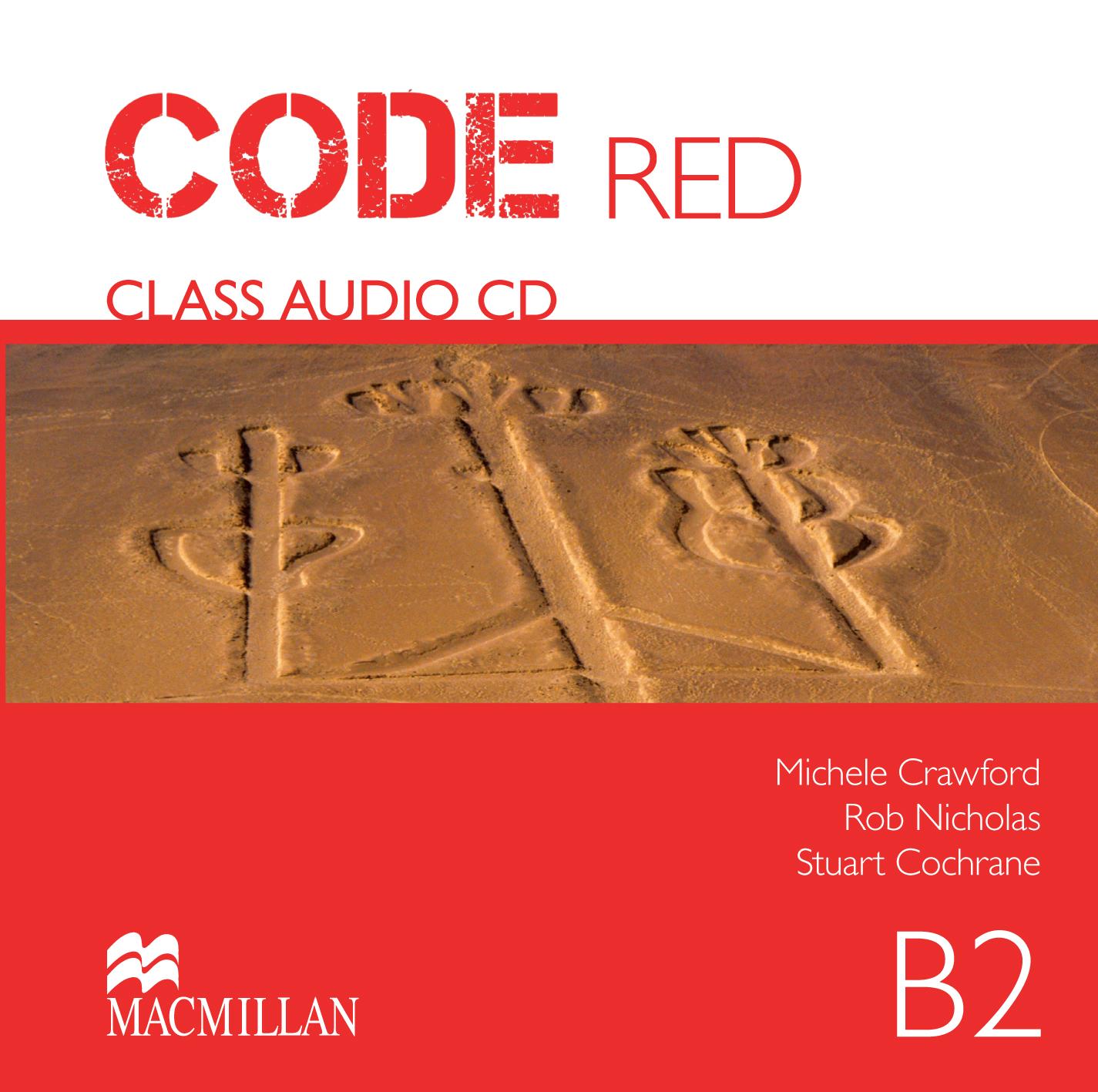 Code Red Class Audio CDs