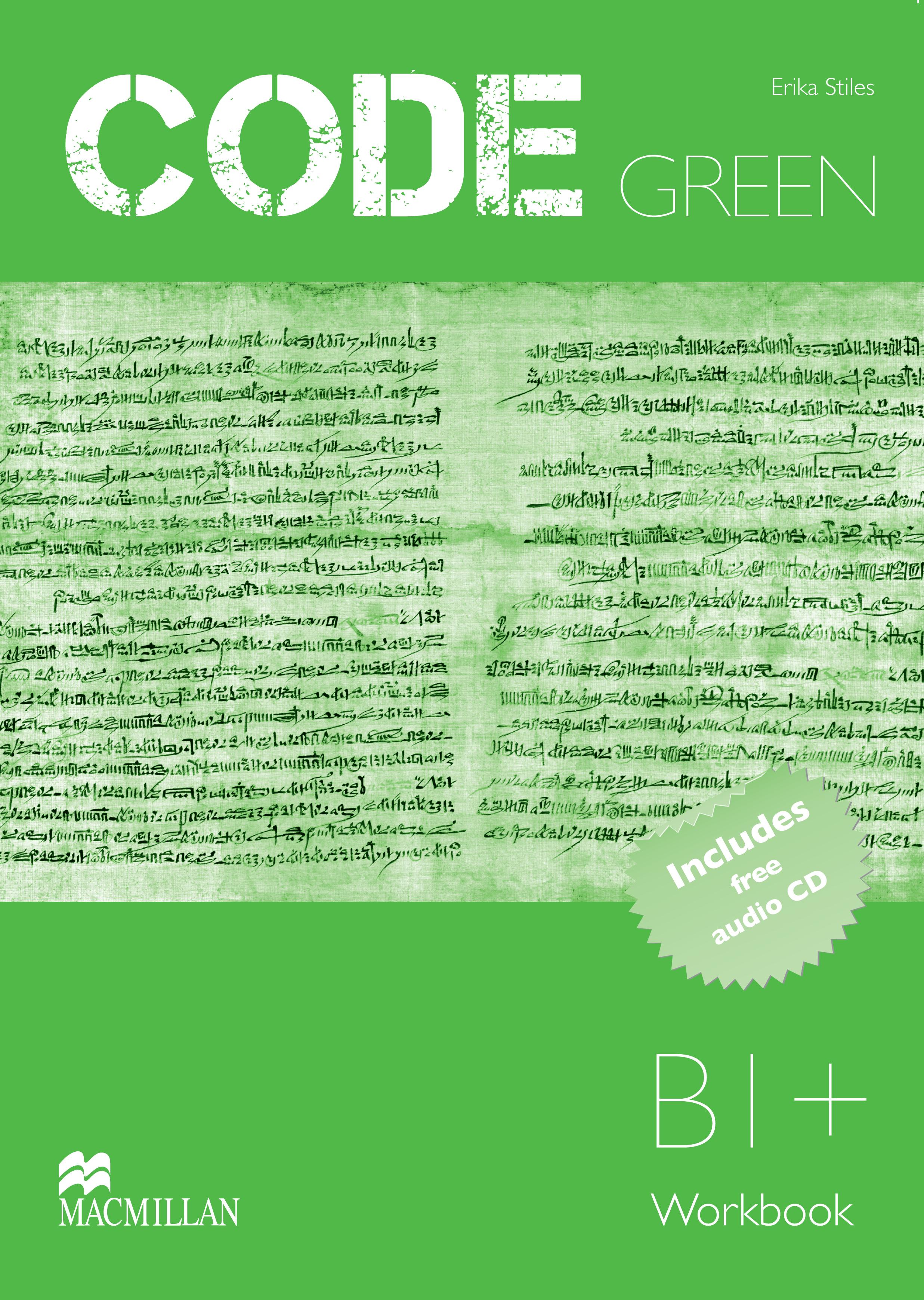 Code Green Workbook + CD Pack