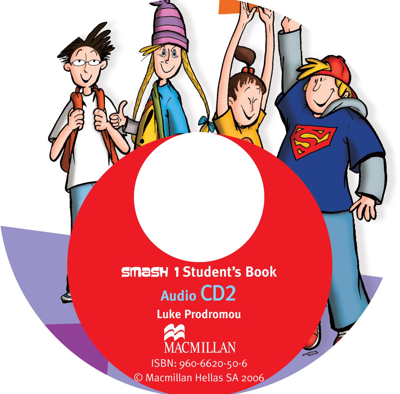 Smash 1 Class Audio CD International x2