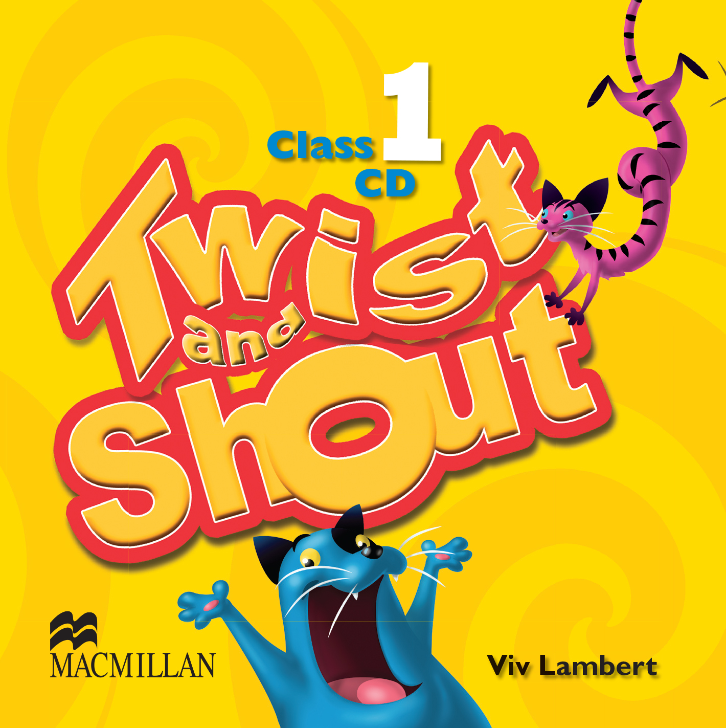 Twist & Shout 1 Class Audio CD